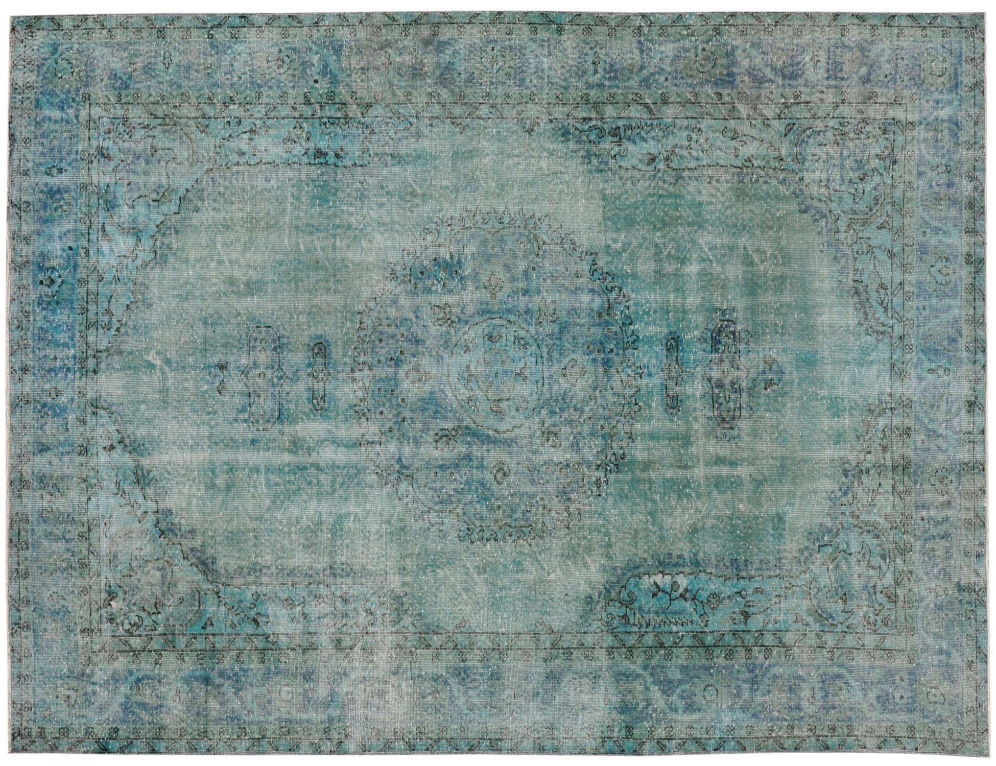 Tappeto Vintage  blu <br/>311 x 212 cm