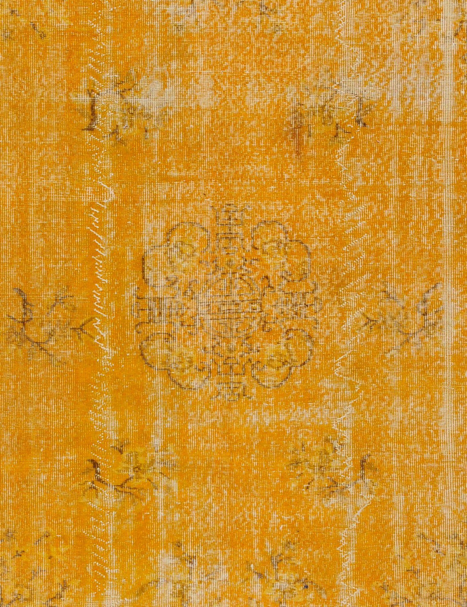 Tappeto Vintage  giallo <br/>266 x 182 cm