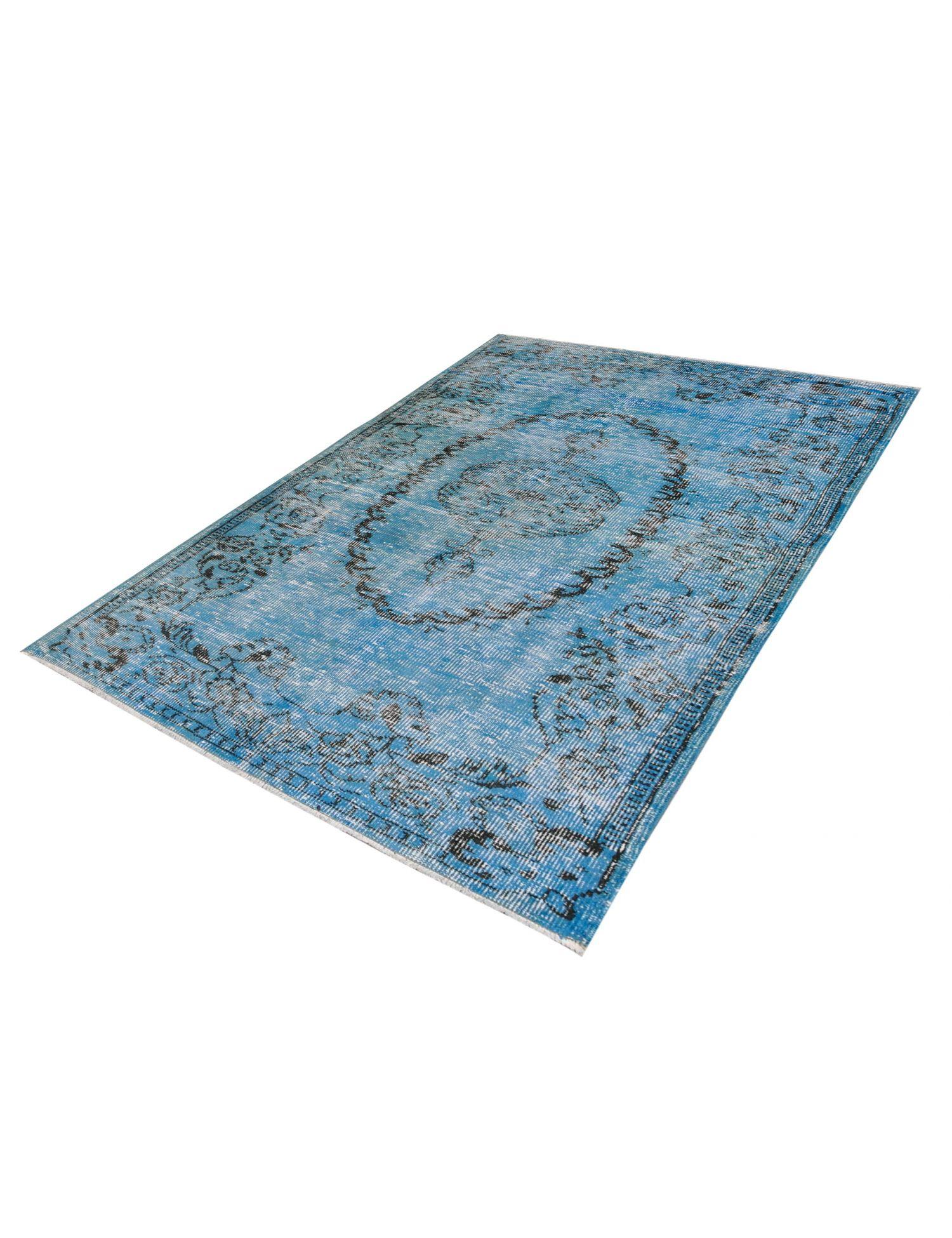 Tappeto Vintage  blu <br/>230 x 130 cm