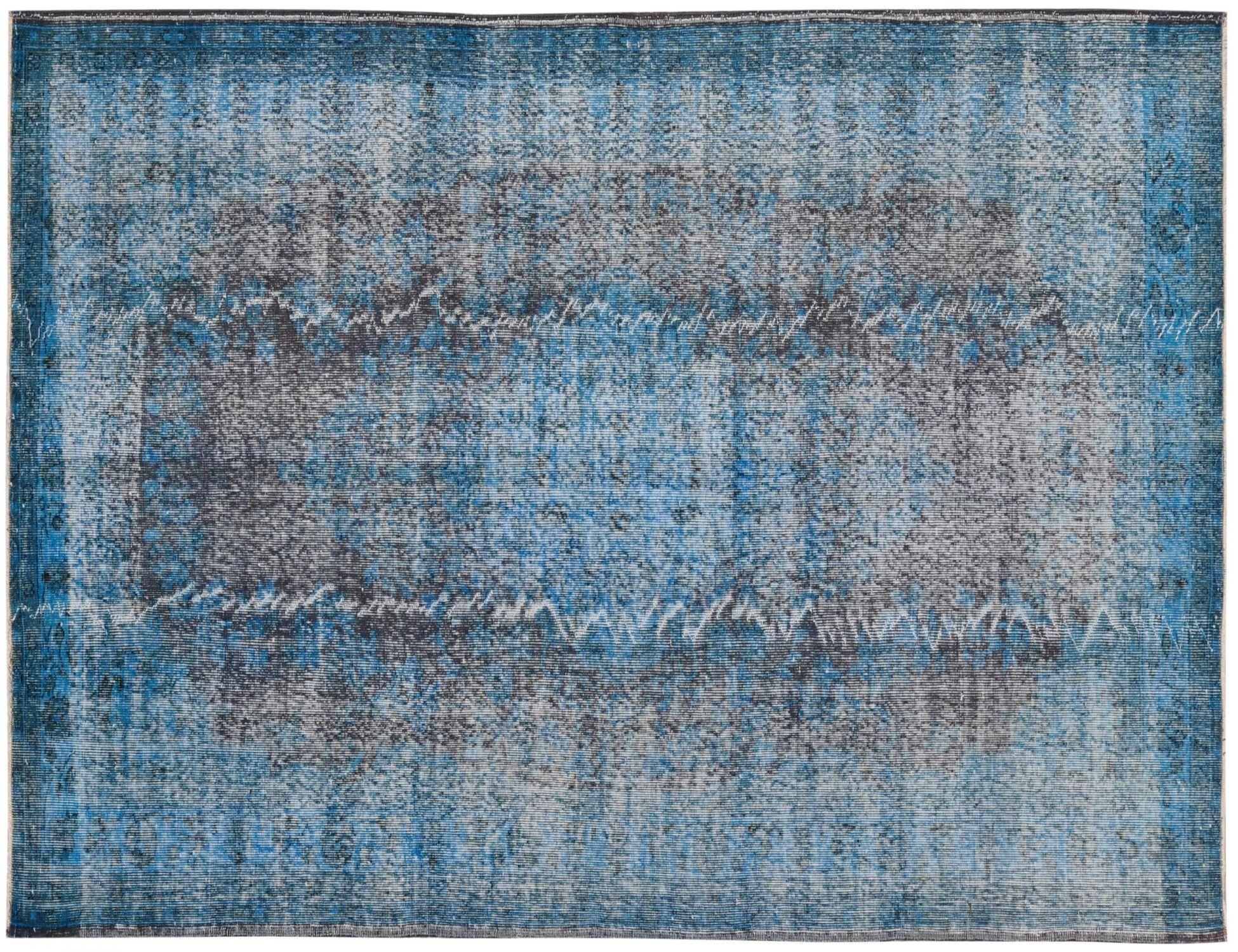 Tappeto Vintage  blu <br/>296 x 177 cm