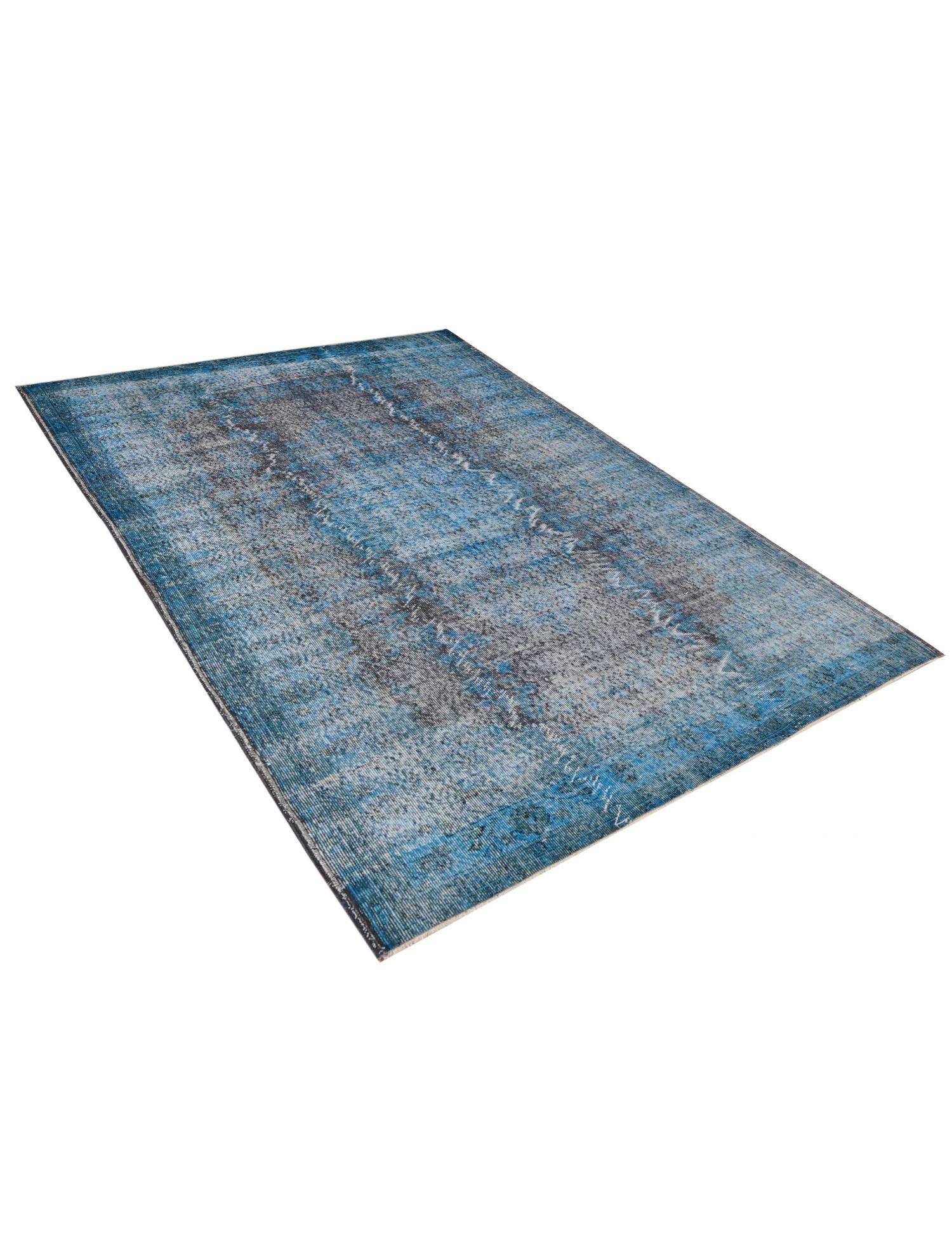 Vintage Teppich  blau <br/>296 x 177 cm