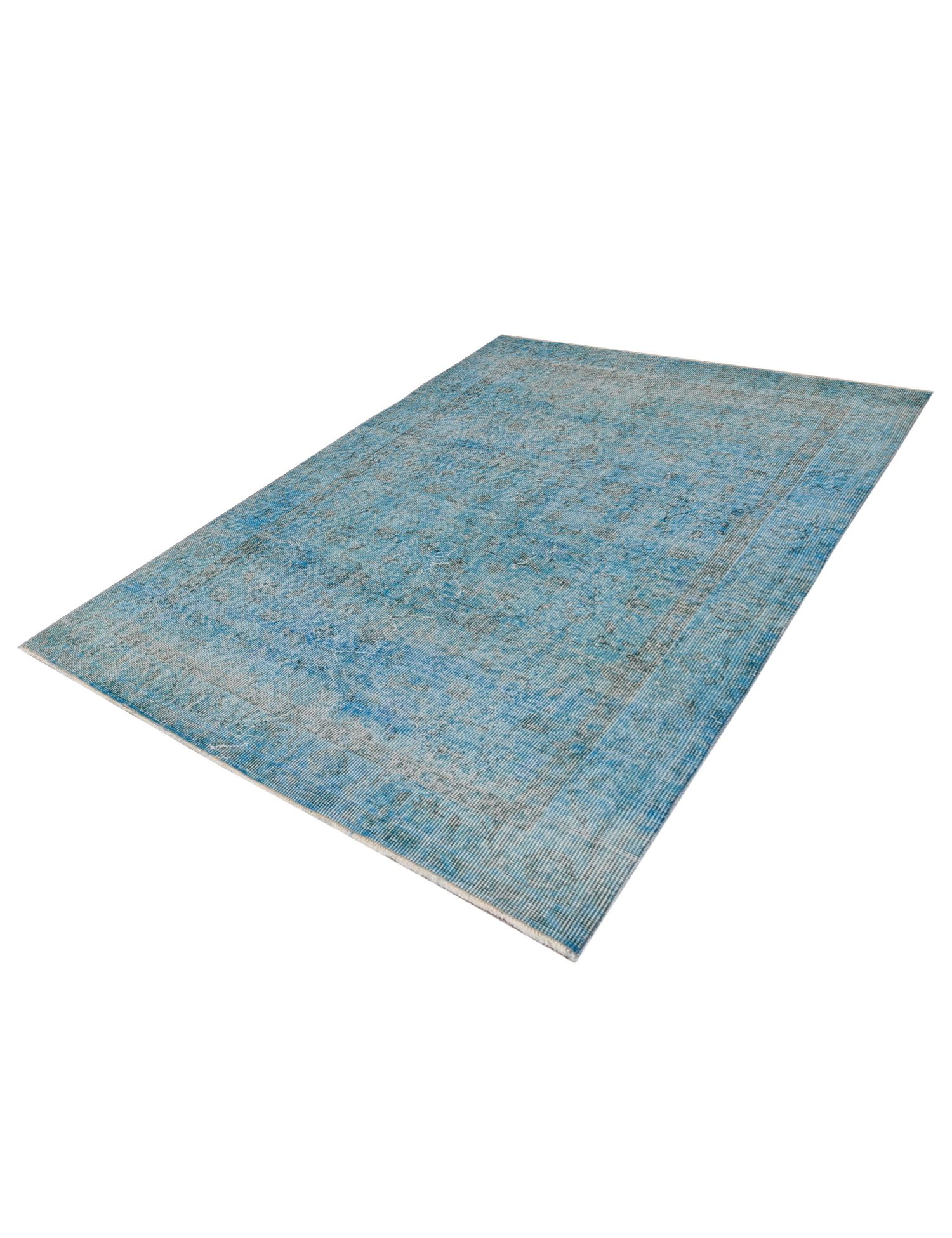 Tappeto Vintage  blu <br/>204 x 115 cm