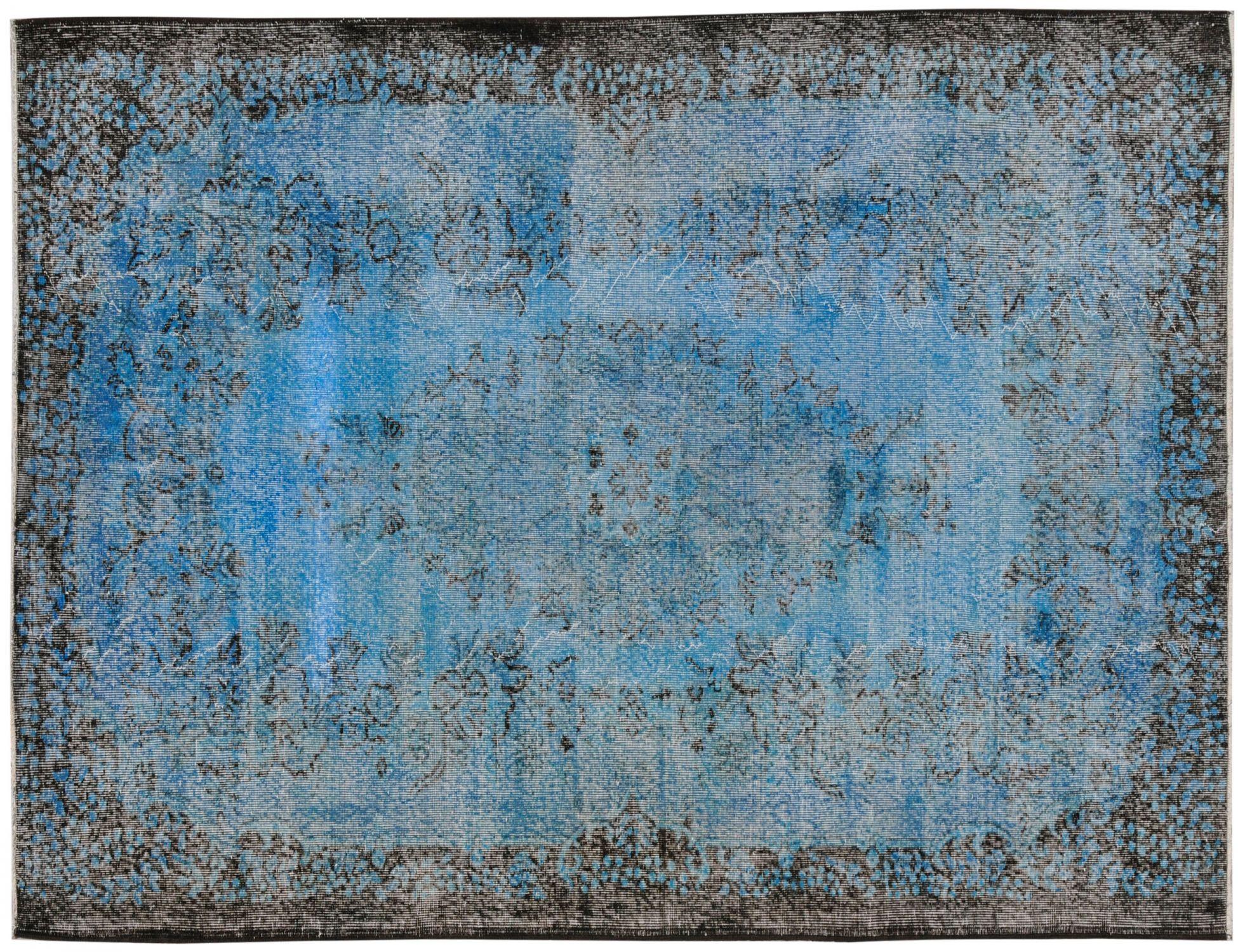 Tappeto Vintage  blu <br/>288 x 181 cm