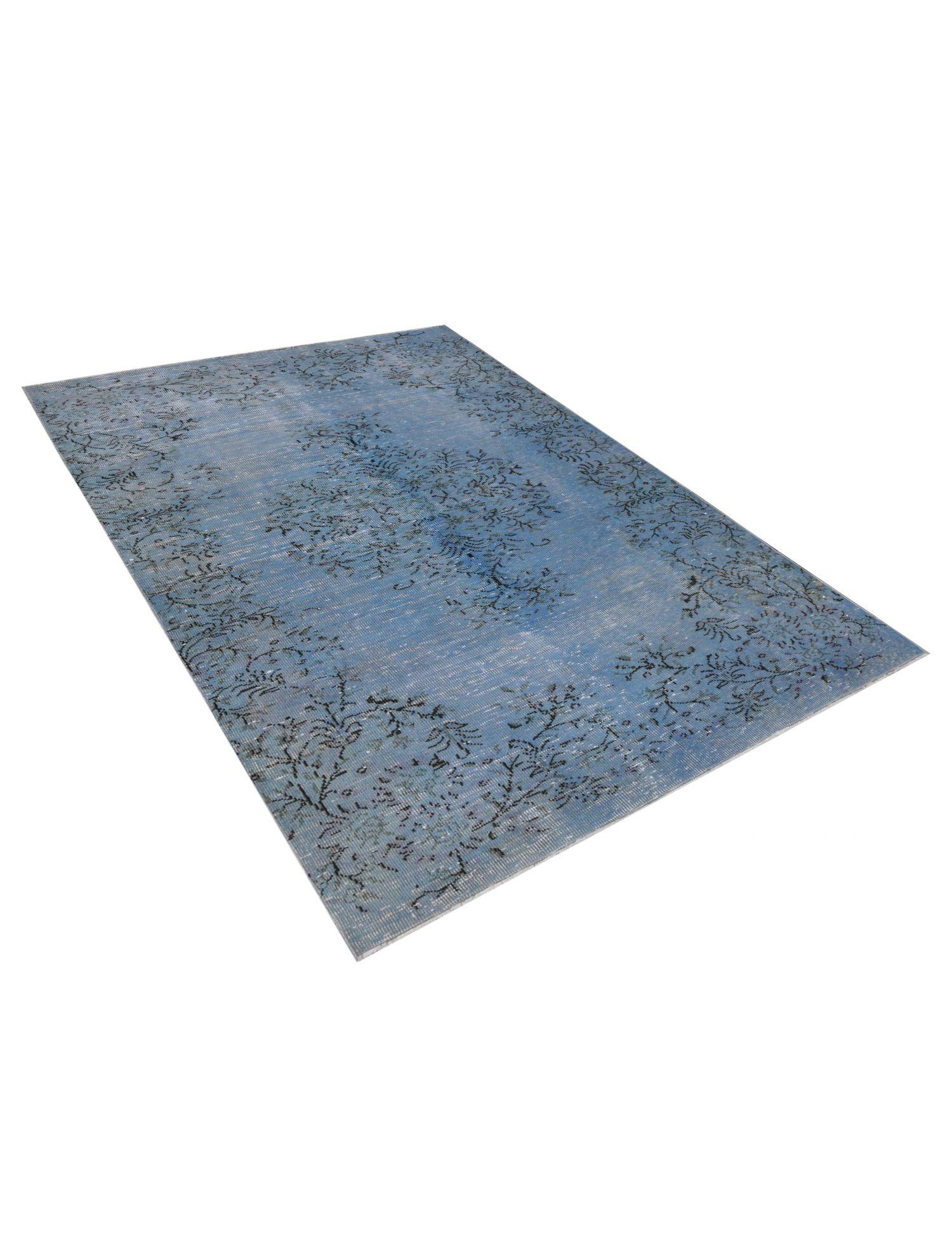 Tappeto Vintage  blu <br/>270 x 162 cm