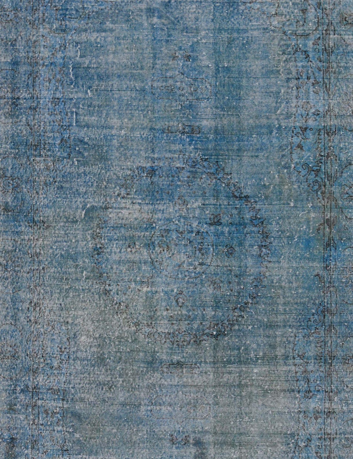 Tappeto Vintage  blu <br/>300 x 205 cm
