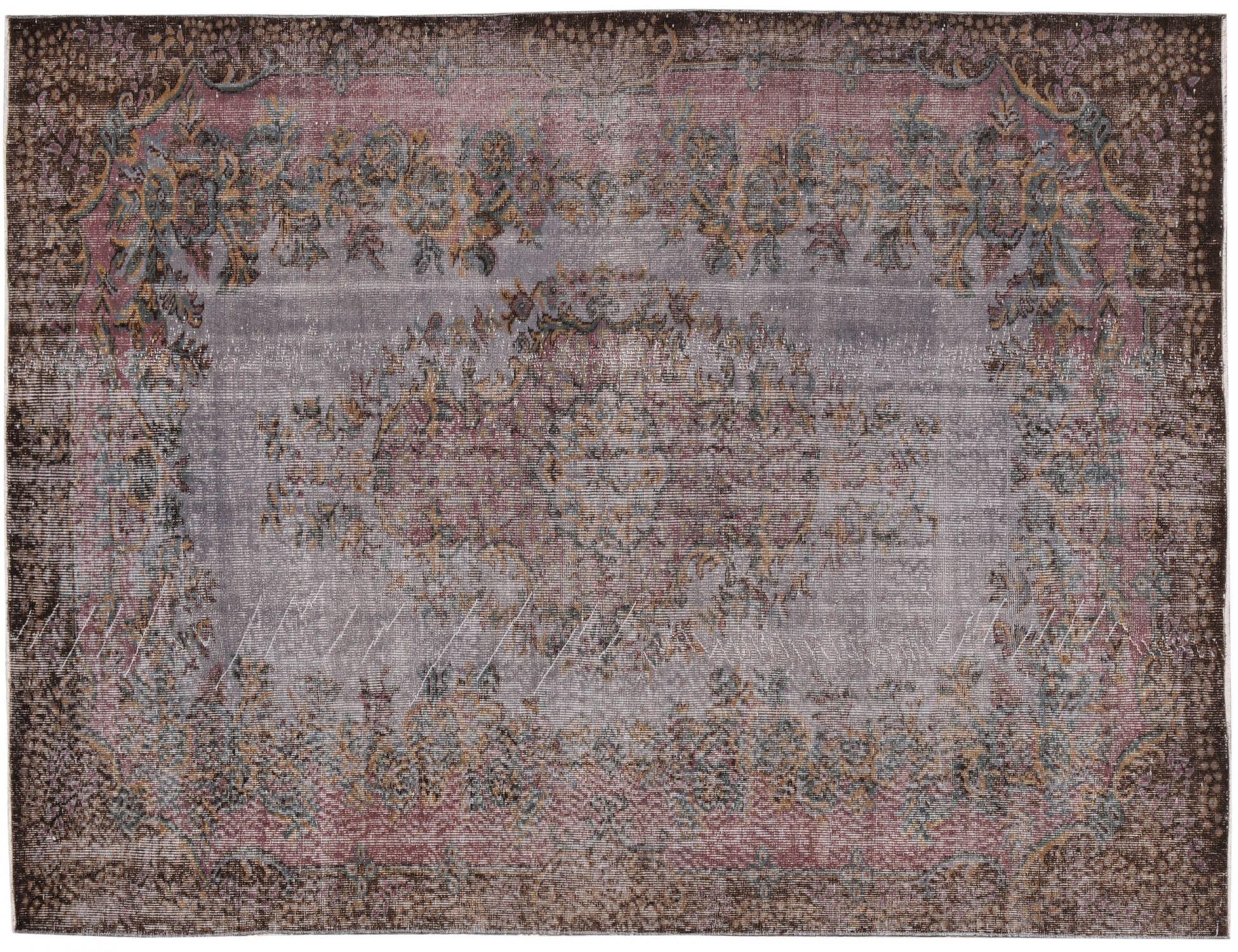 Tappeto Vintage  grigio <br/>277 x 174 cm