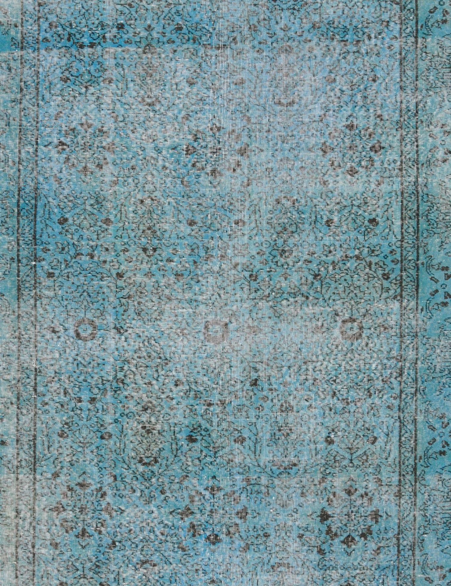 Tappeto Vintage  blu <br/>288 x 183 cm