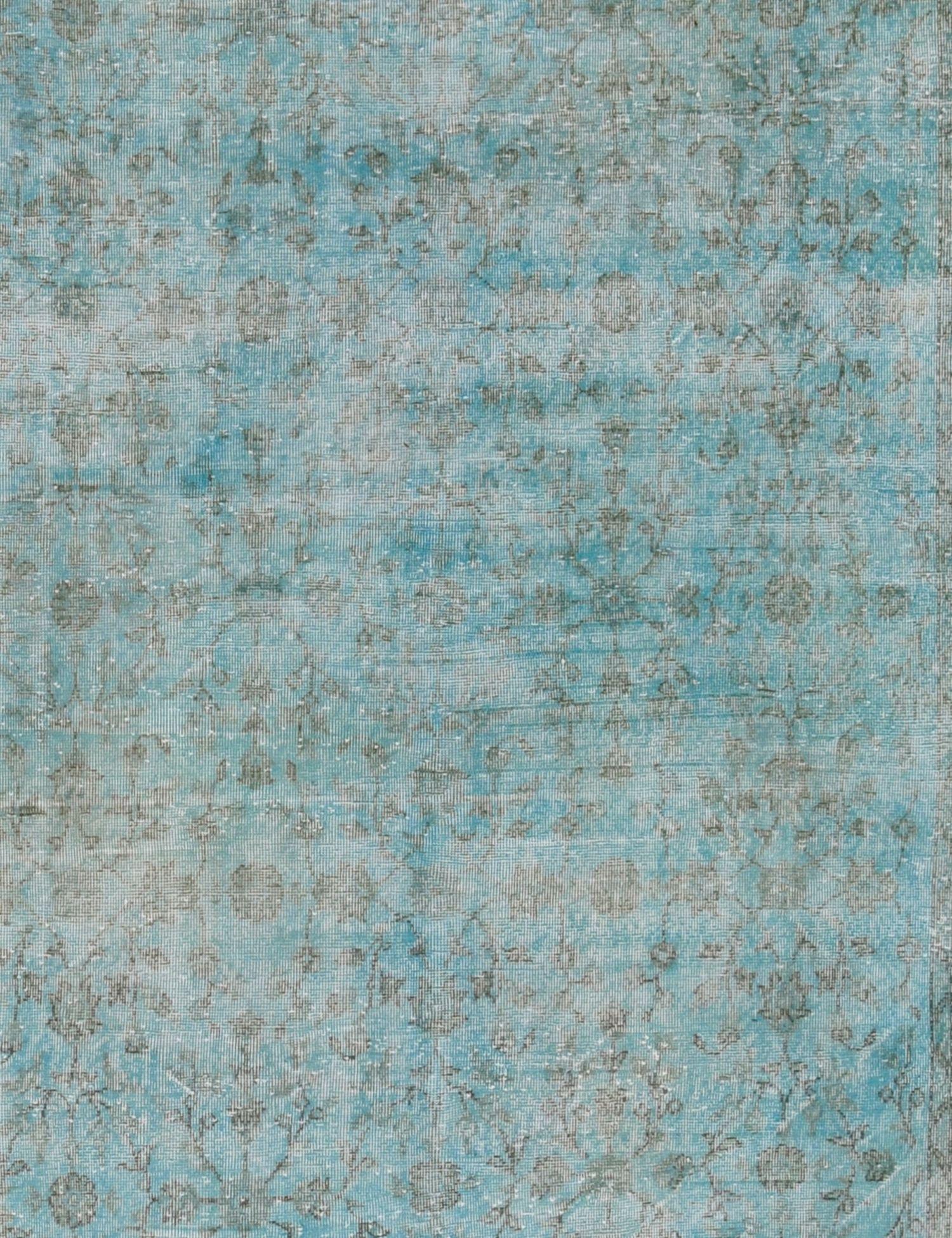Tappeto Vintage  blu <br/>336 x 221 cm