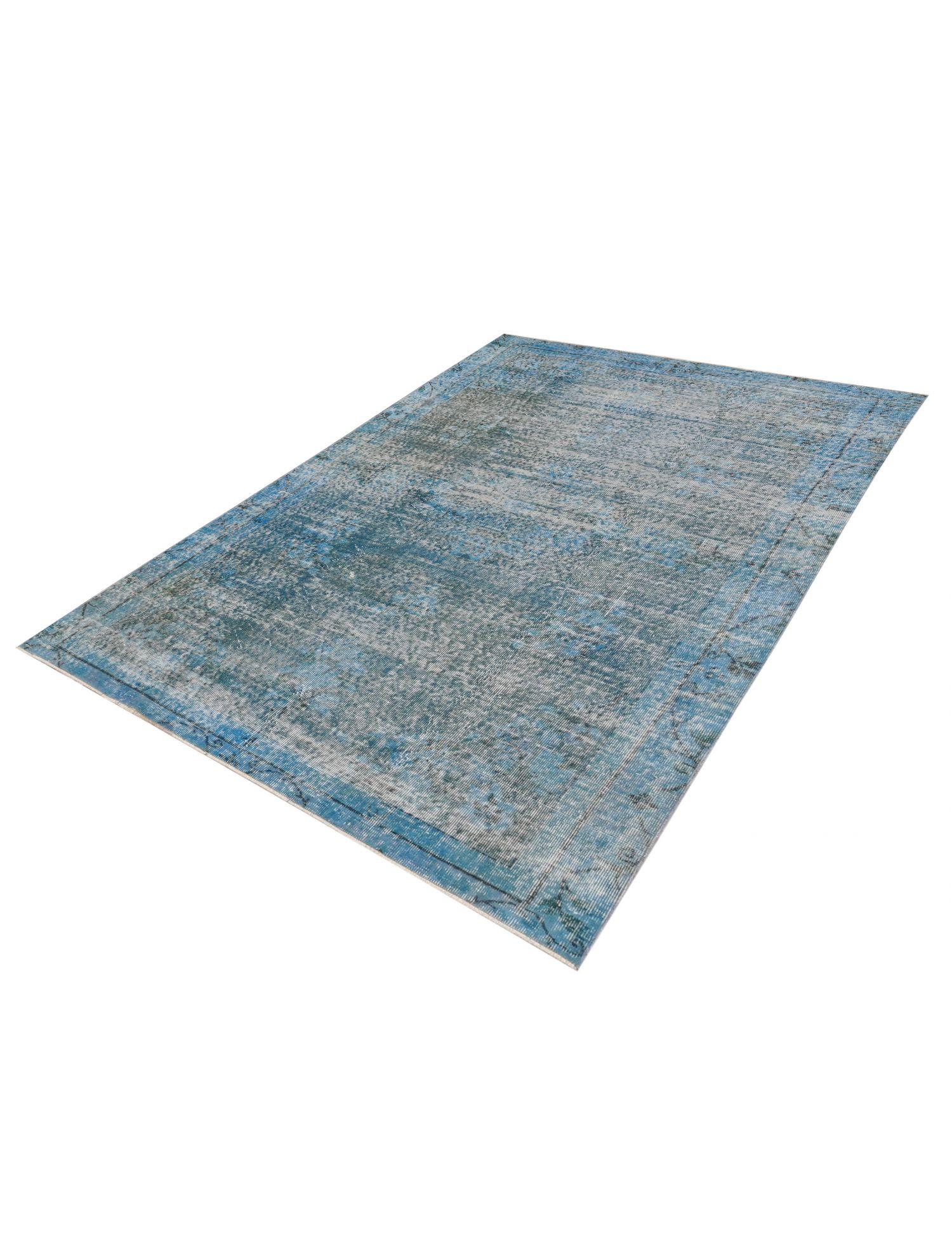 Tappeto Vintage  blu <br/>250 x 157 cm