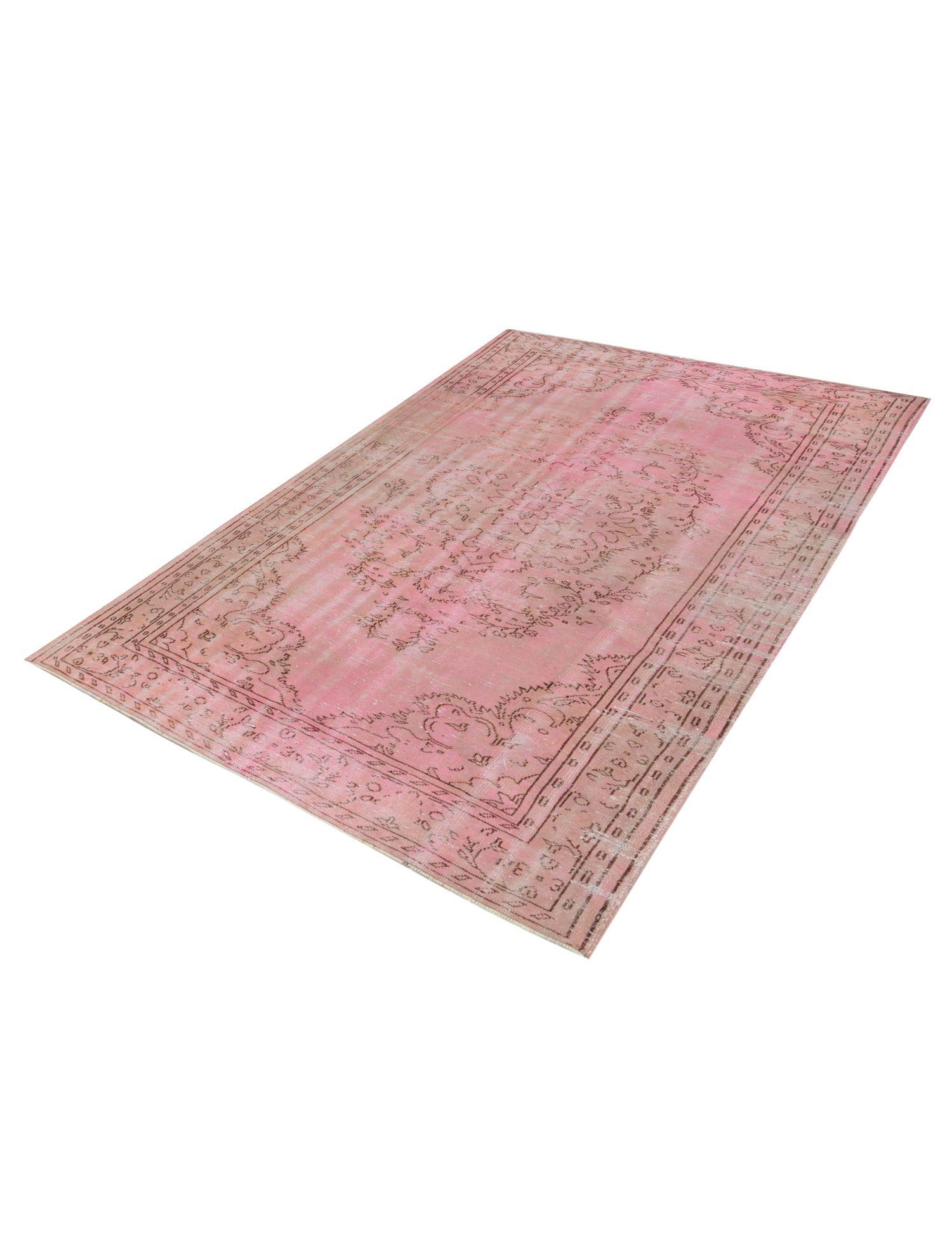 Tappeto Vintage  rosa <br/>344 x 209 cm