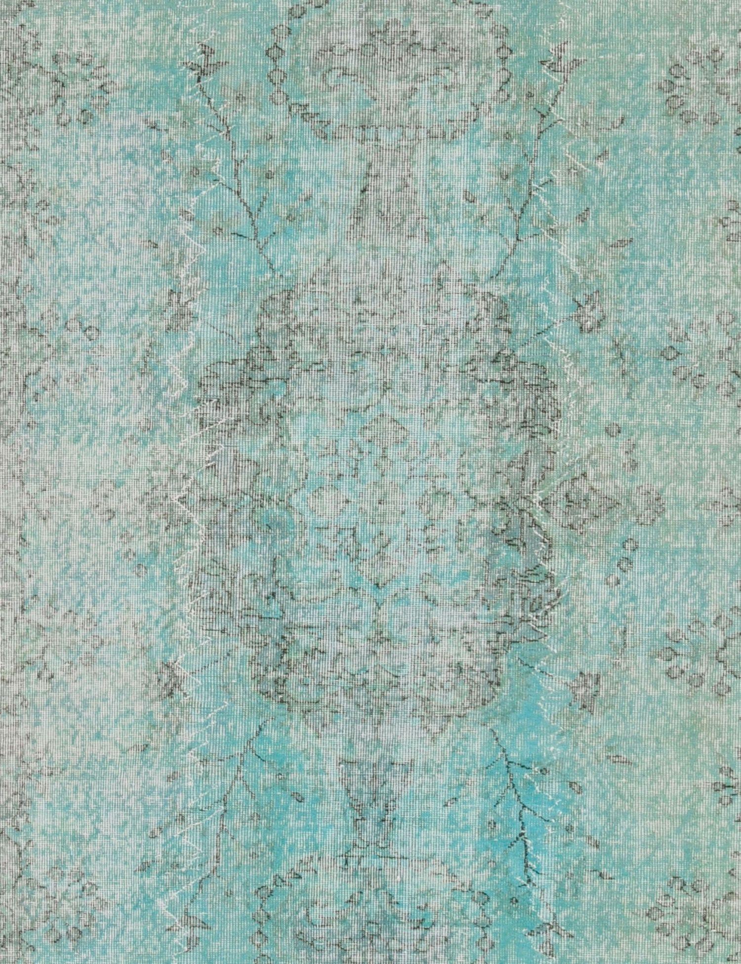 Tappeto Vintage  verde <br/>290 x 179 cm