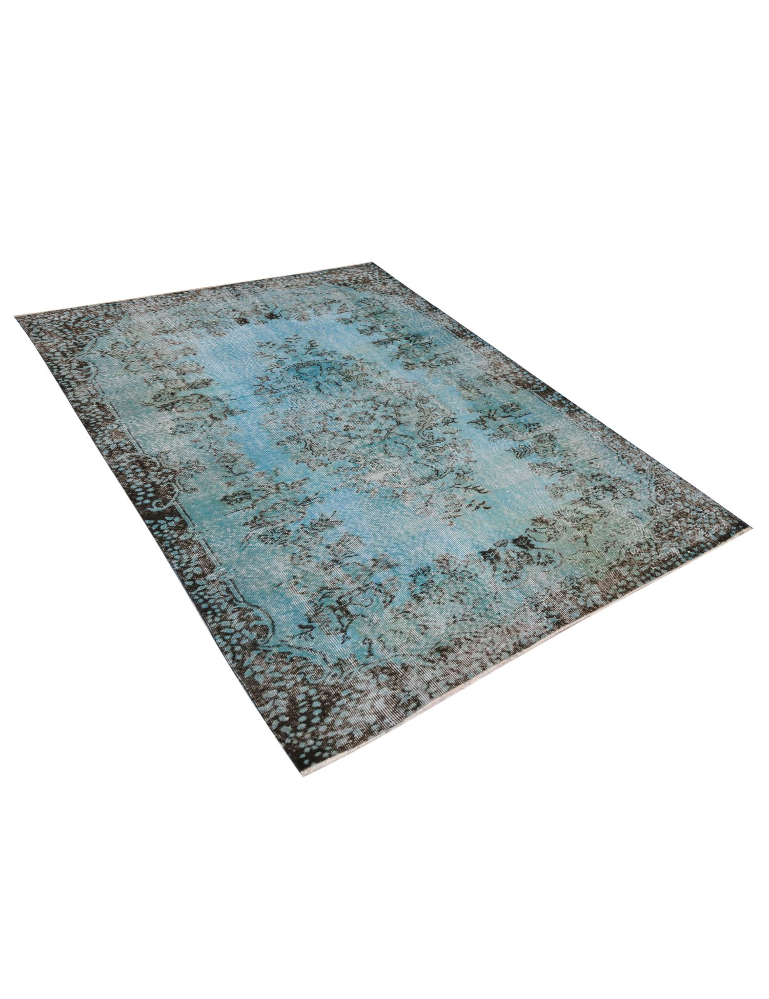 Tappeto Vintage  blu <br/>275 x 173 cm