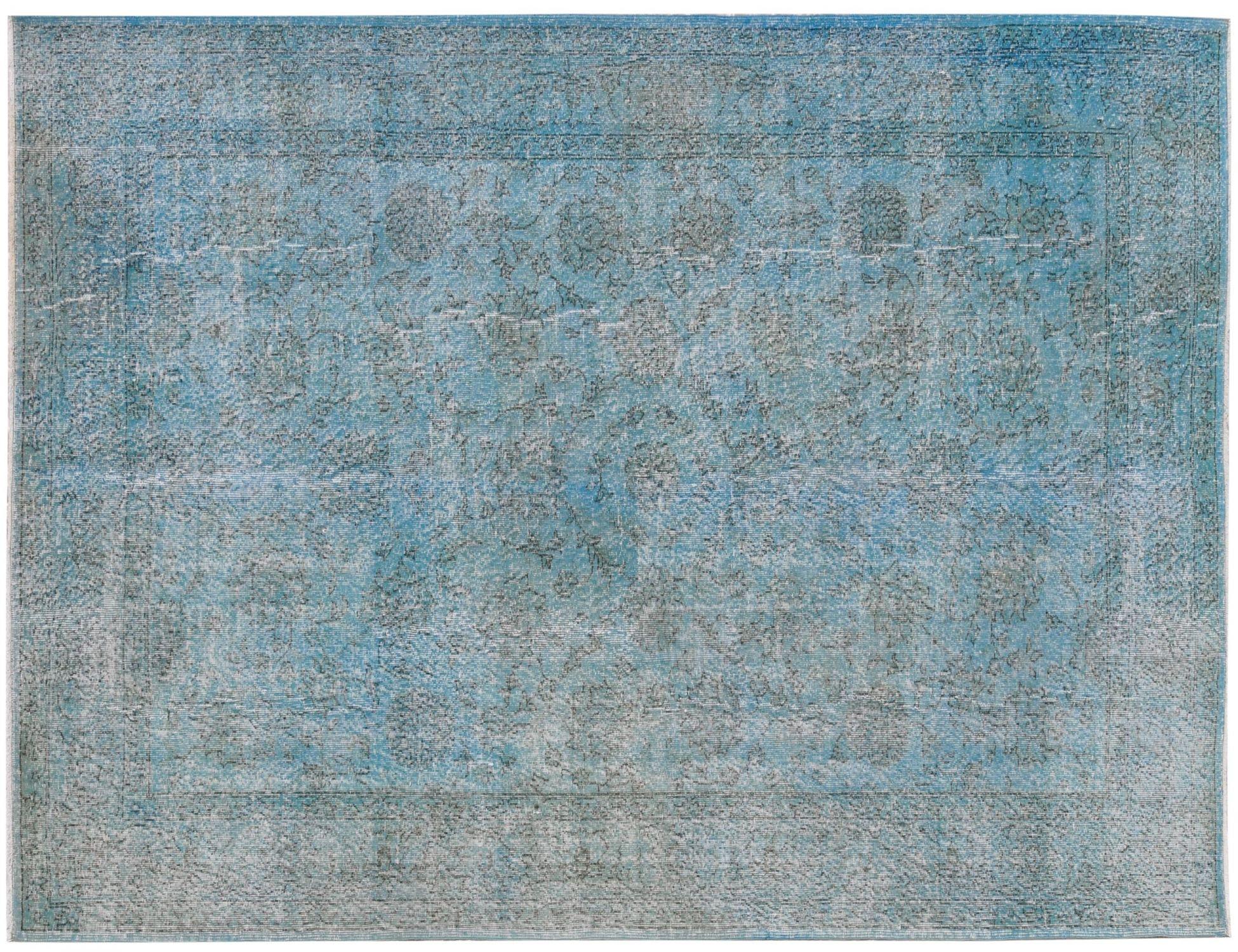 Tappeto Vintage  blu <br/>334 x 204 cm