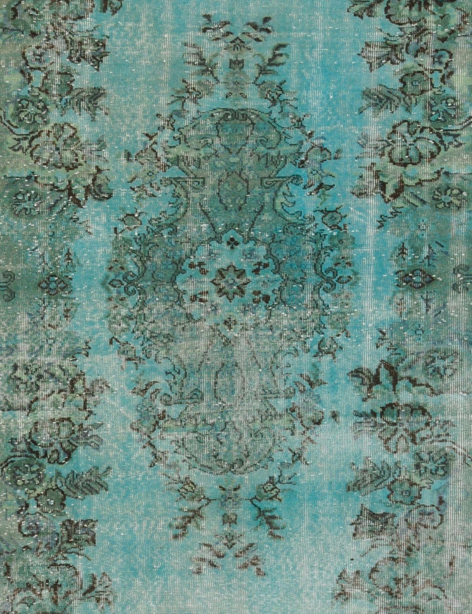 Tappeto Vintage  blu <br/>266 x 173 cm