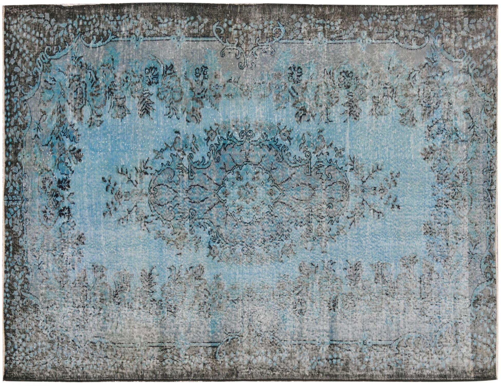 Vintage Matta  blå <br/>282 x 172 cm