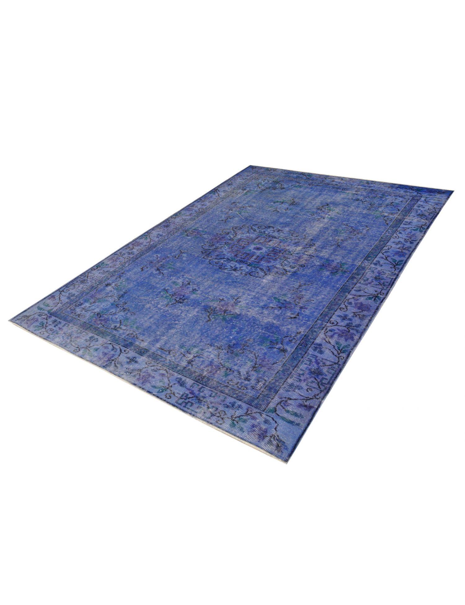 Tappeto Vintage  blu <br/>285 x 171 cm