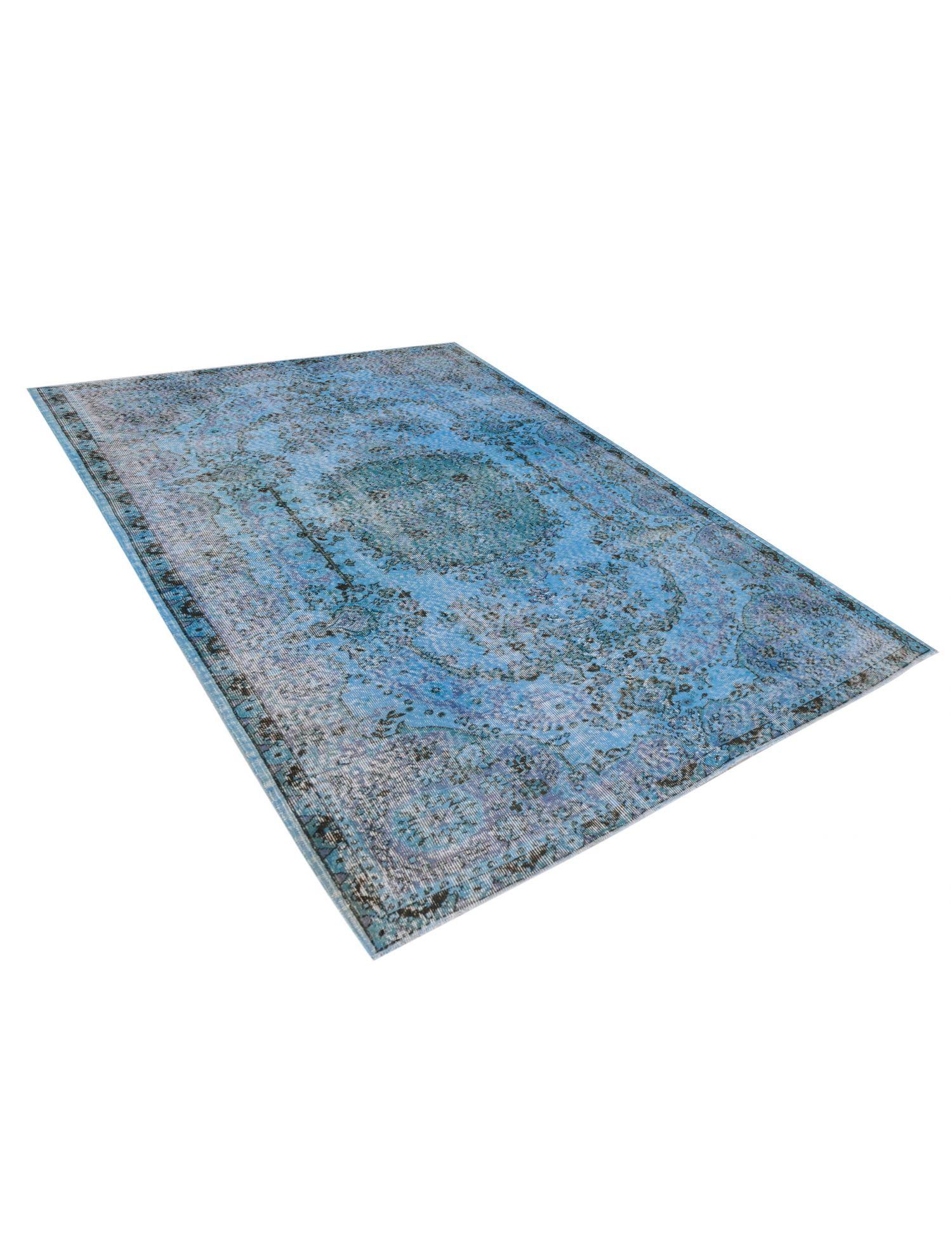 Tappeto Vintage  blu <br/>287 x 173 cm