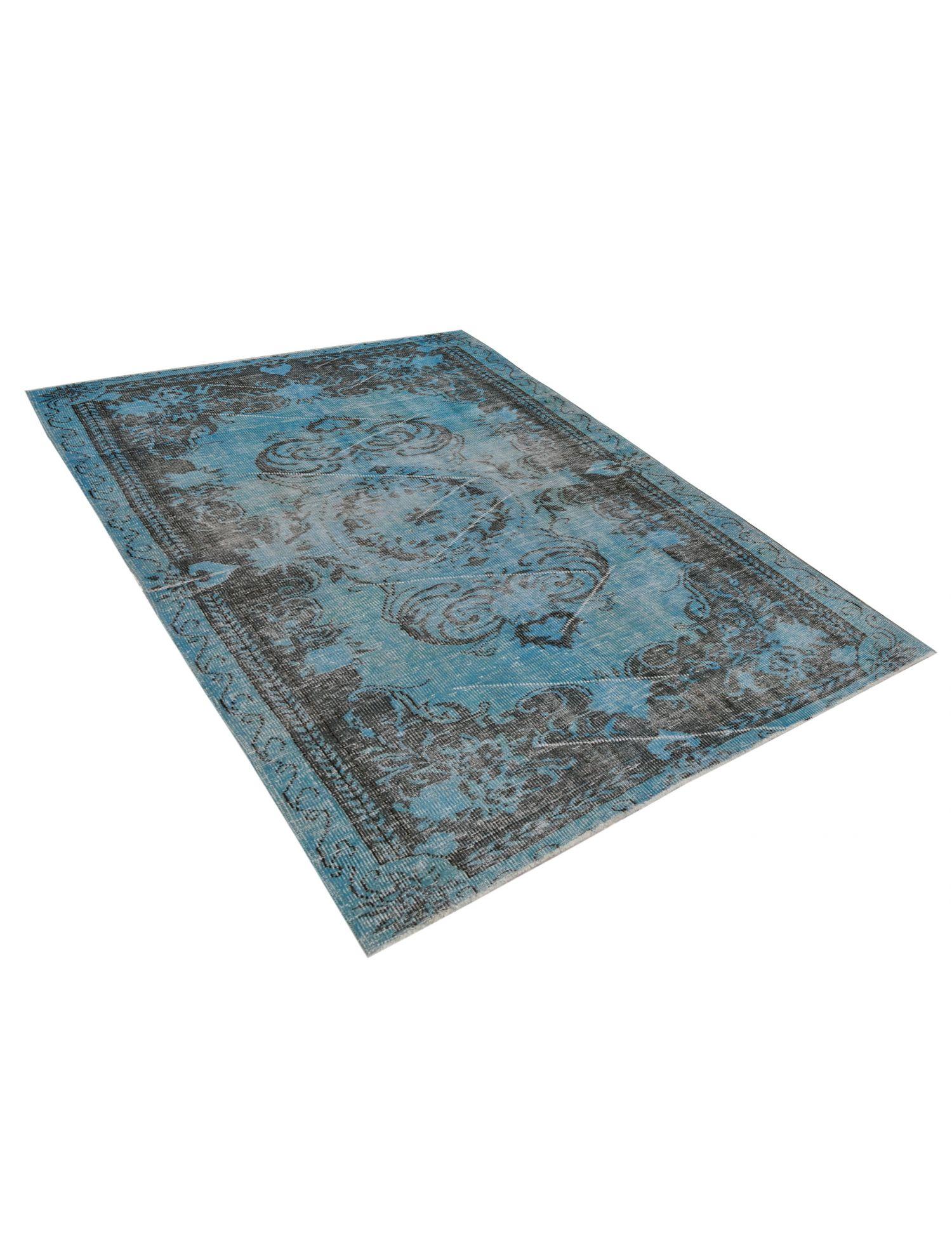 Tappeto Vintage  blu <br/>239 x 169 cm
