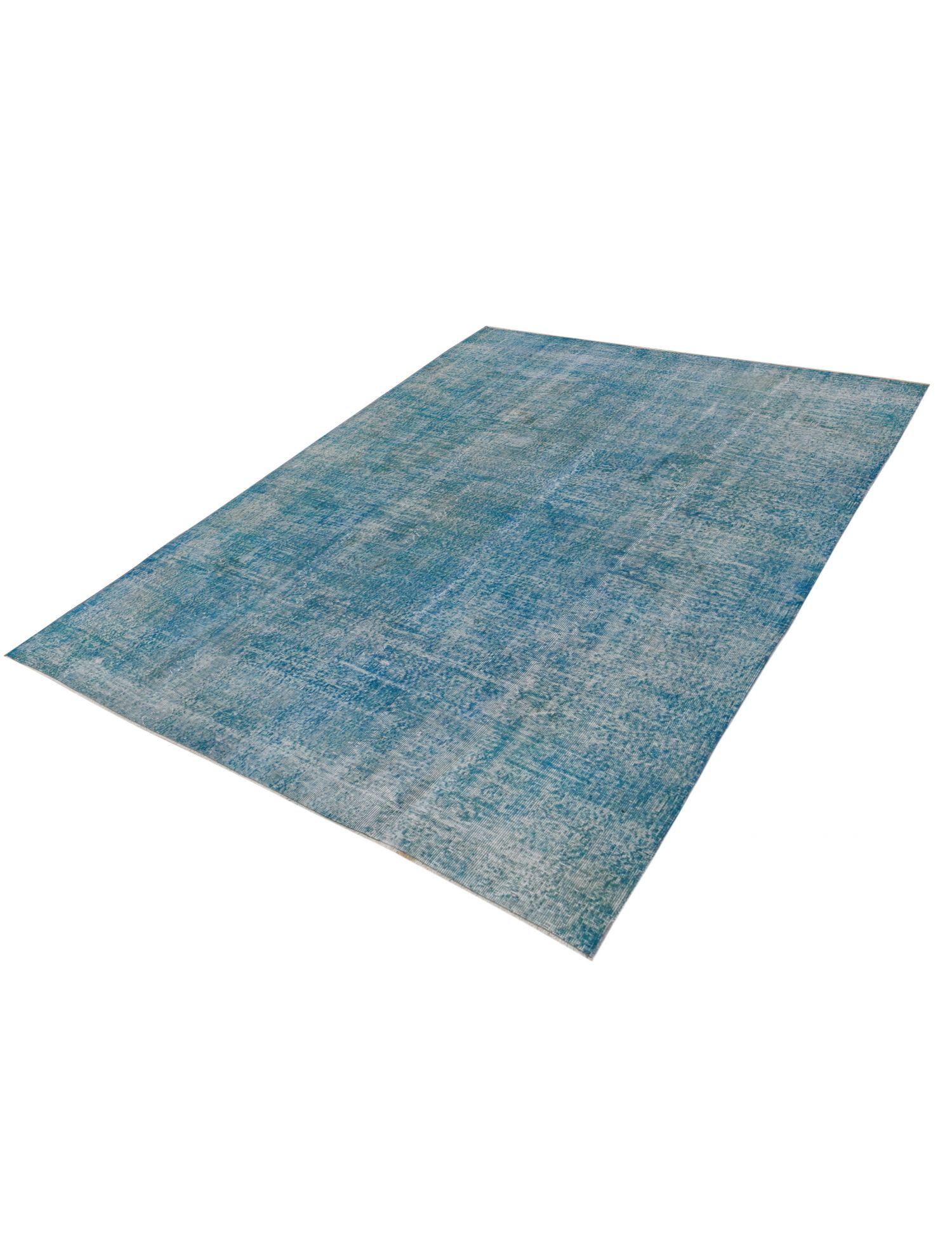 Tappeto Vintage  blu <br/>294 x 204 cm