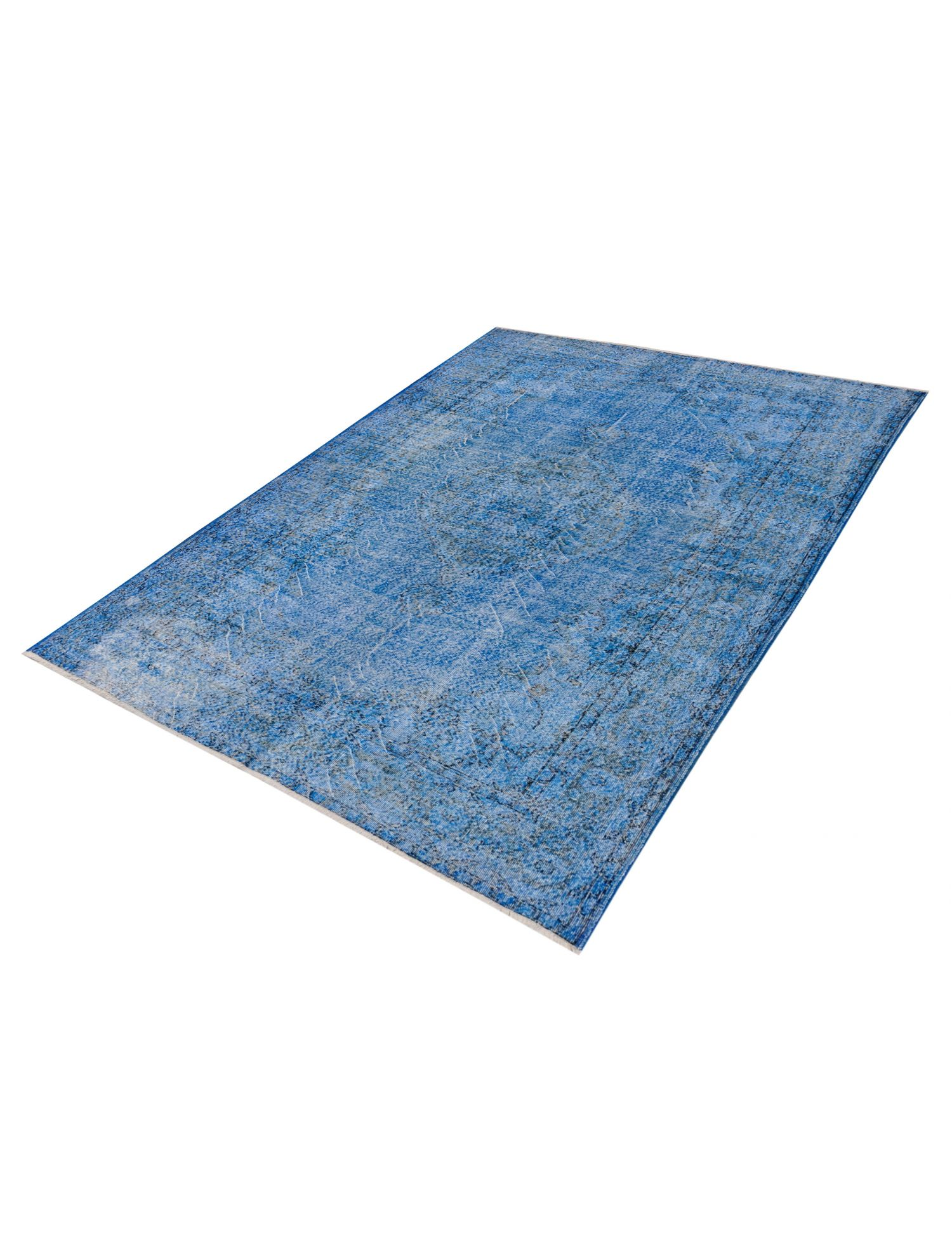 Tappeto Vintage  blu <br/>320 x 215 cm