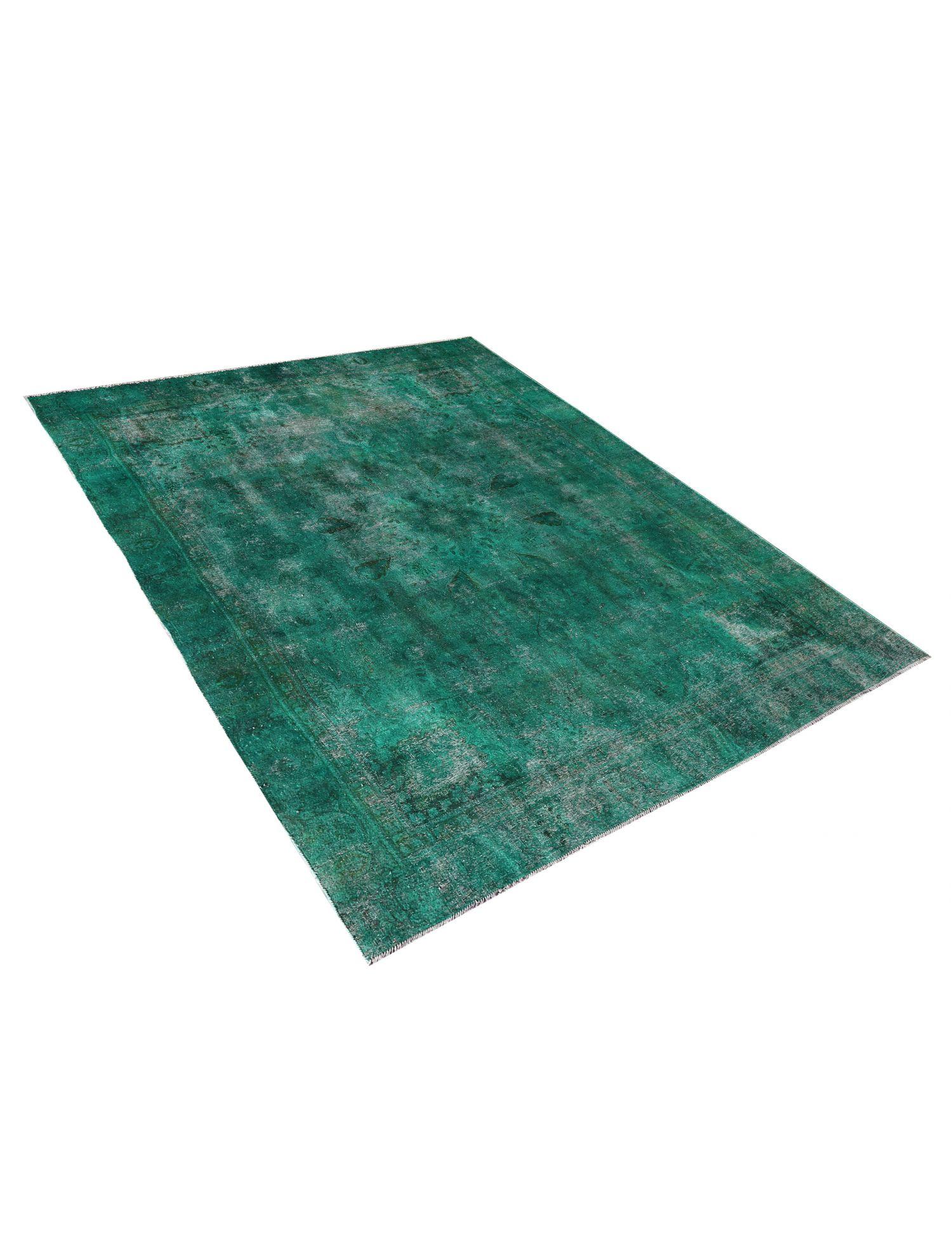 Tappeto Vintage  verde <br/>374 x 272 cm