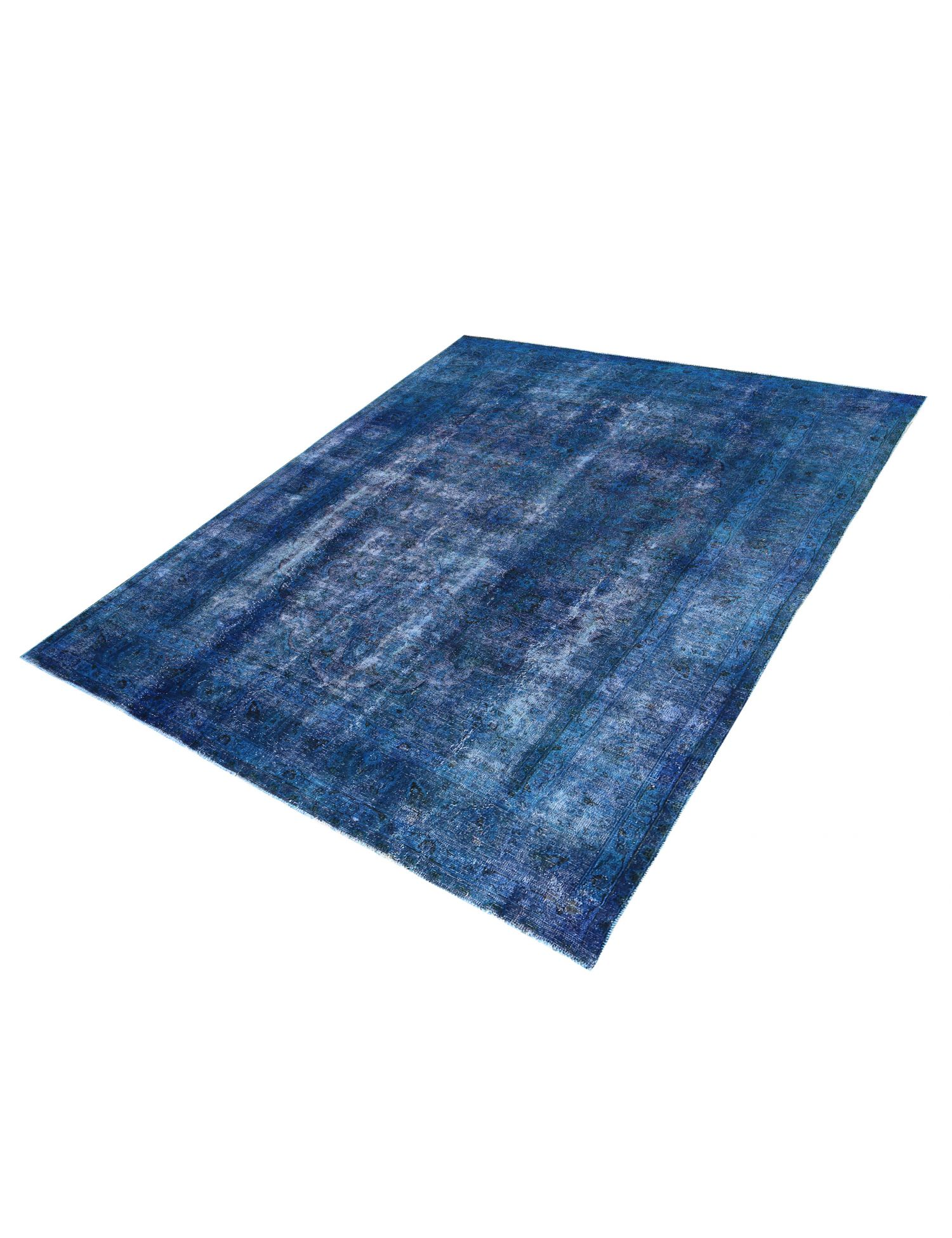 Tappeto Vintage  blu <br/>333 x 239 cm