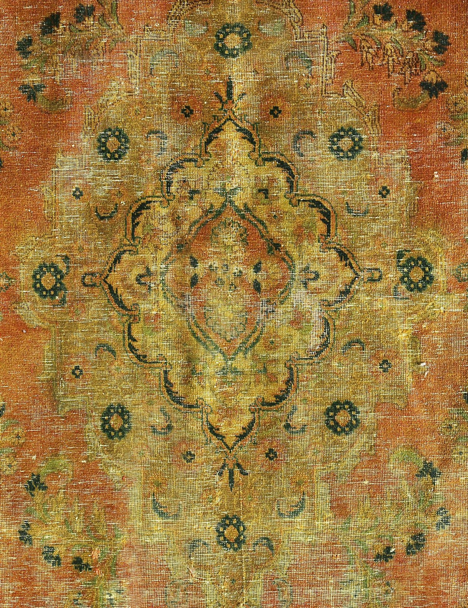 Tappeto Vintage  giallo <br/>225 x 153 cm
