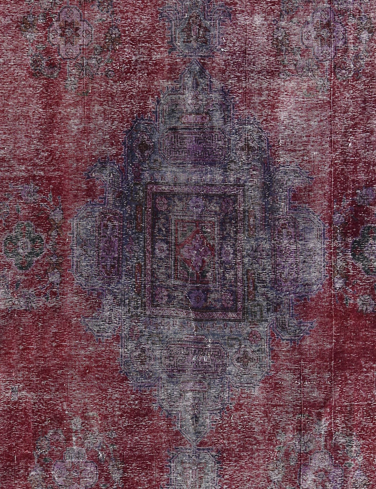 Tappeto Vintage  viola <br/>370 x 264 cm