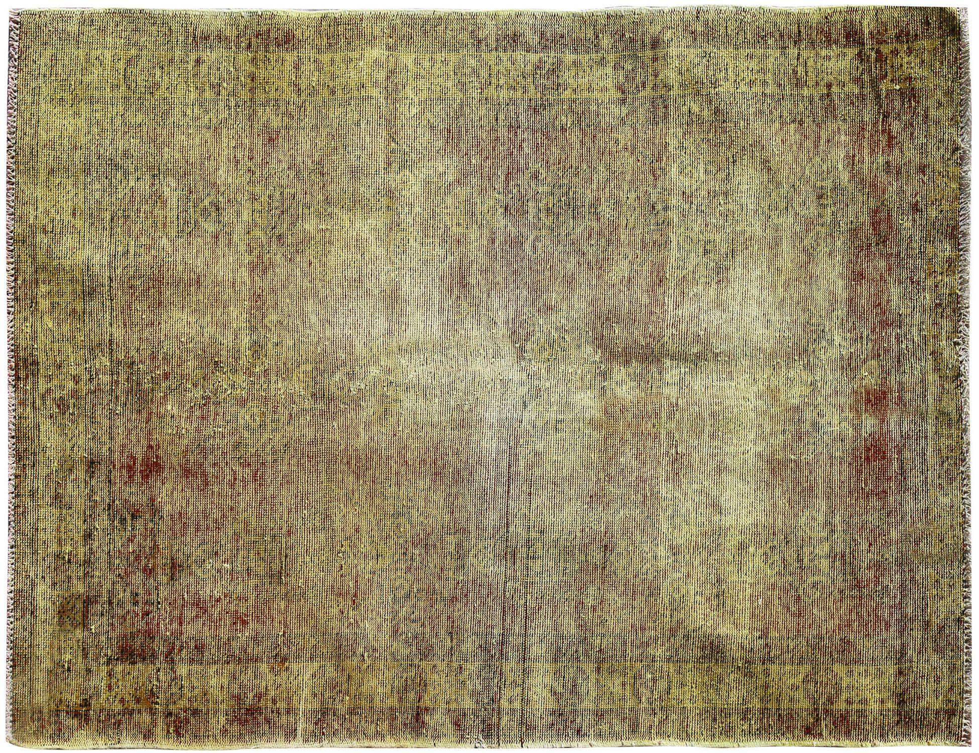 Tappeto Vintage  giallo <br/>183 x 117 cm