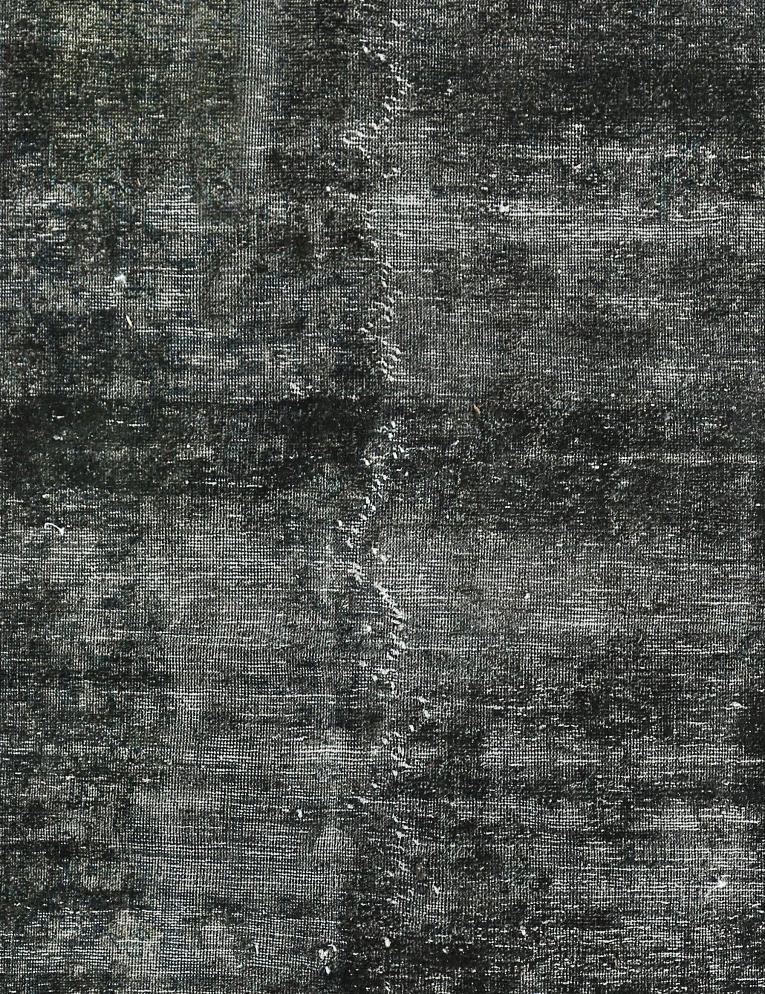 Tappeto Vintage  nero <br/>175 x 123 cm
