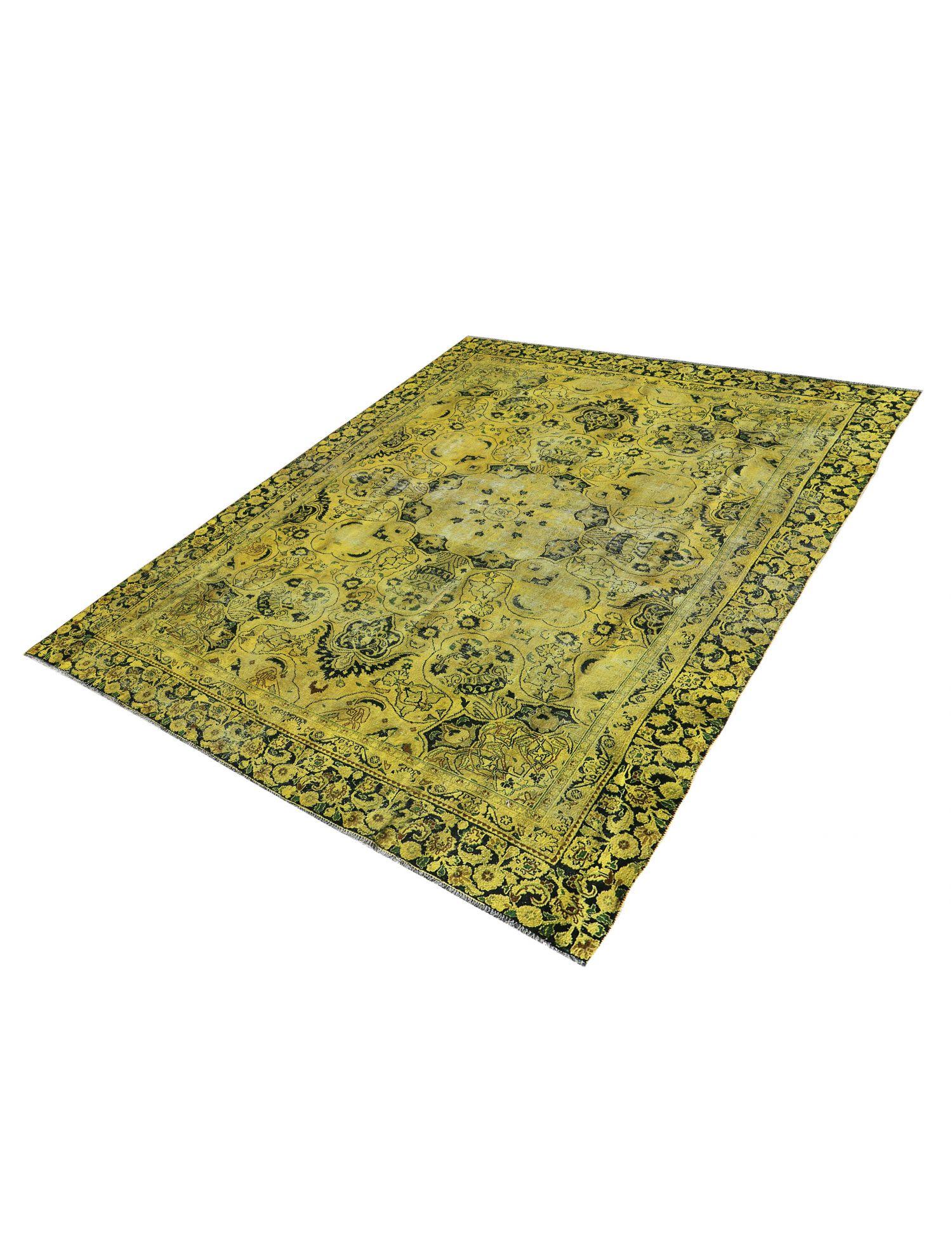 Tappeto Vintage  giallo <br/>351 x 259 cm
