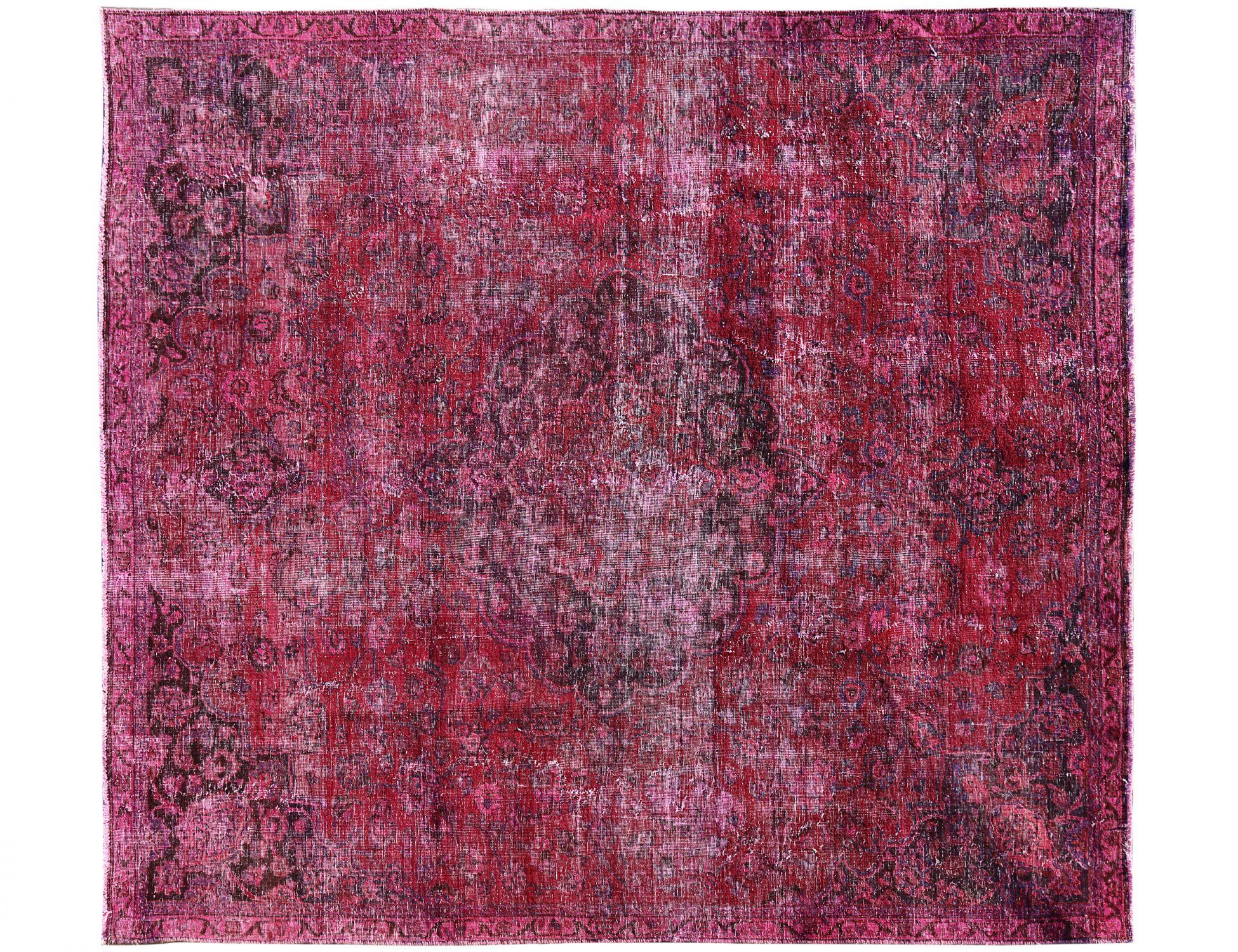 Tappeto Vintage  rosa <br/>325 x 280 cm