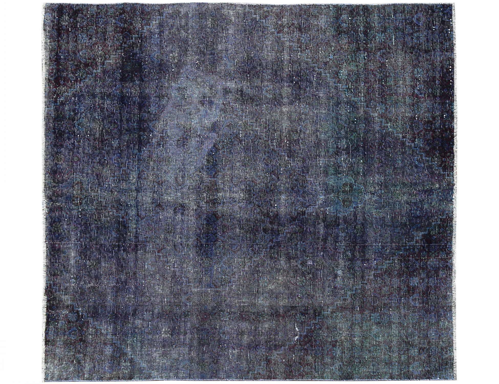 Tappeto Vintage  blu <br/>235 x 206 cm