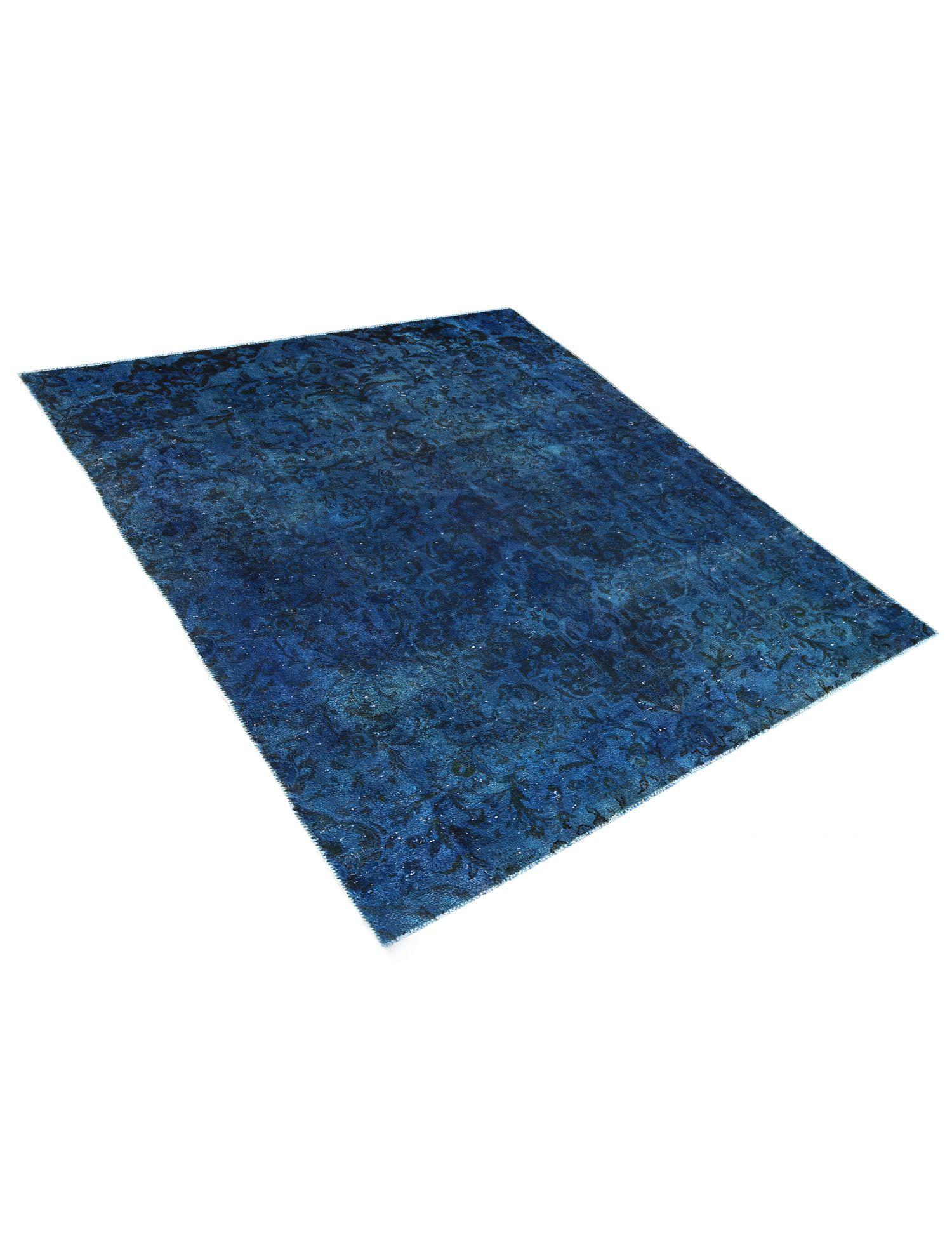 Tappeto Vintage  blu <br/>255 x 178 cm