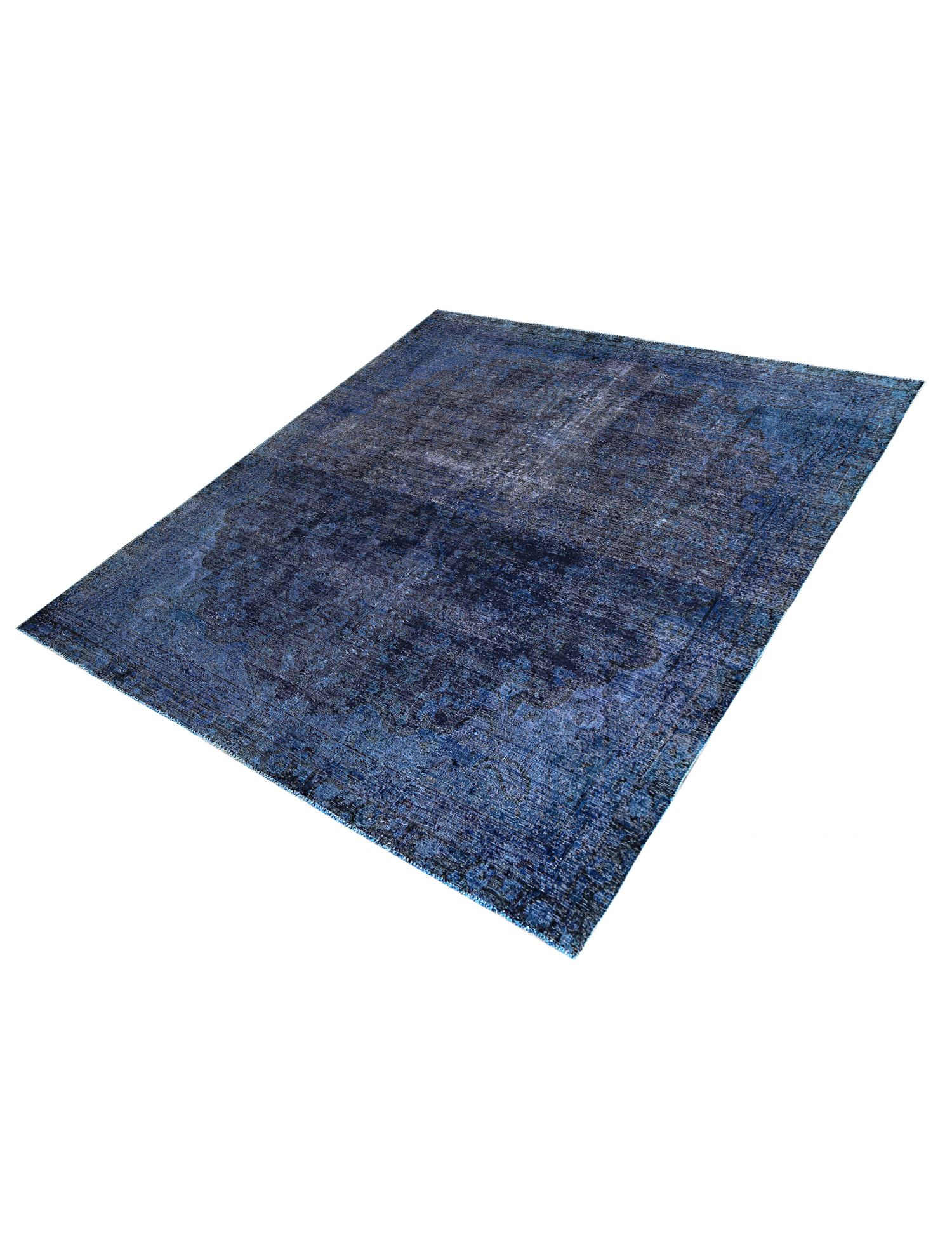 Tappeto Vintage  blu <br/>280 x 250 cm