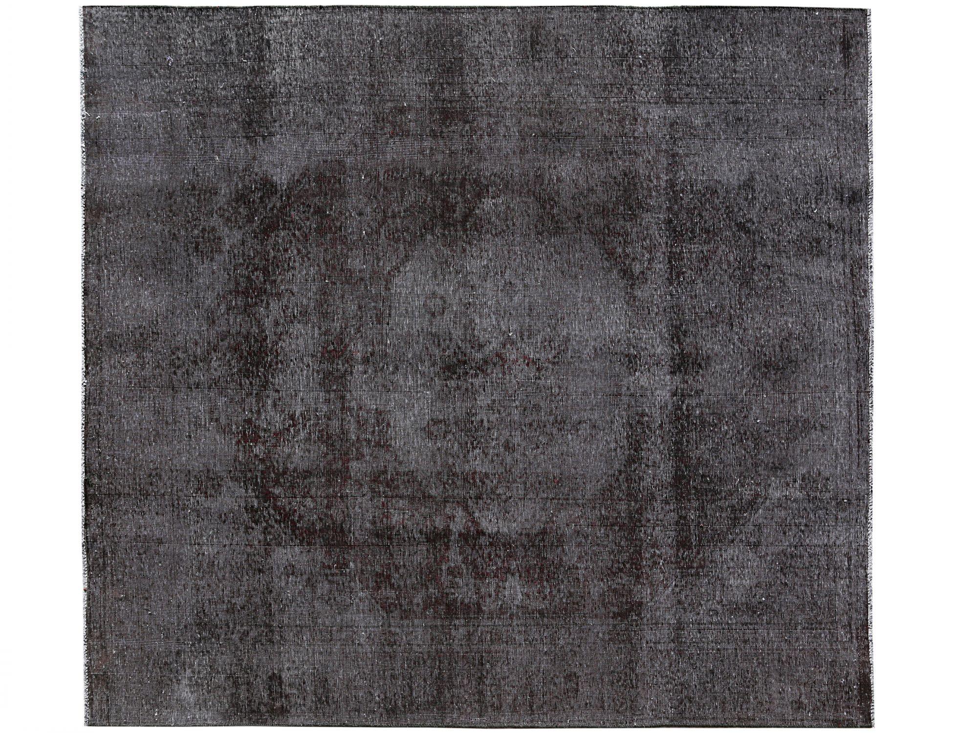 Tappeto Vintage  nero <br/>261 x 196 cm