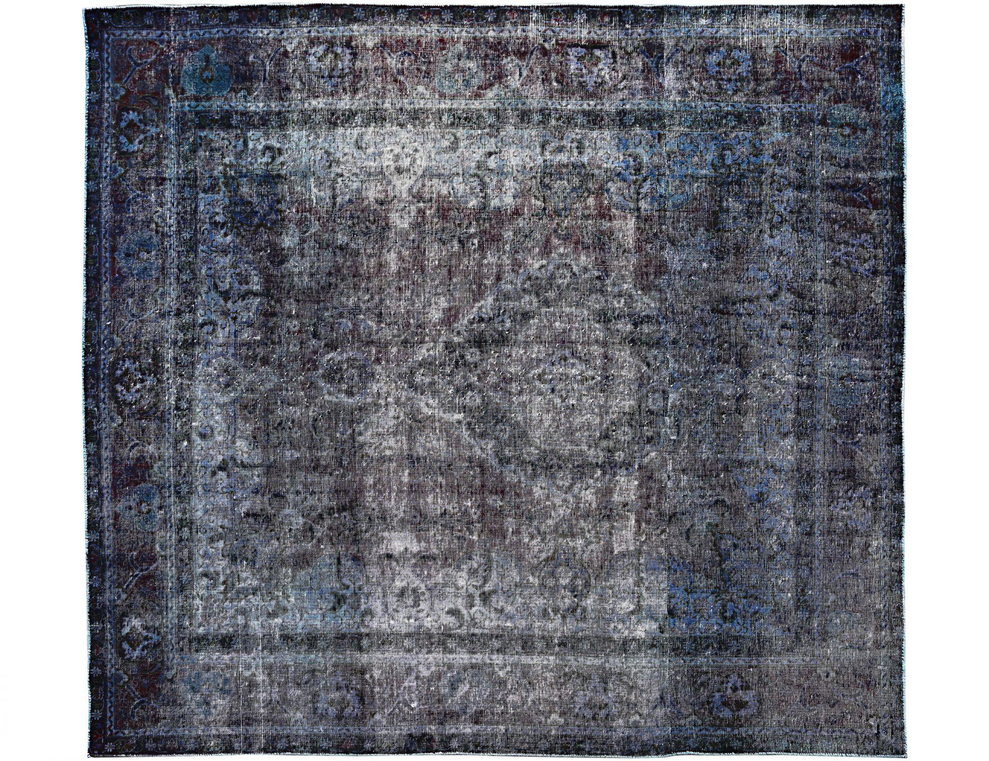 Tappeto Vintage  blu <br/>335 x 293 cm