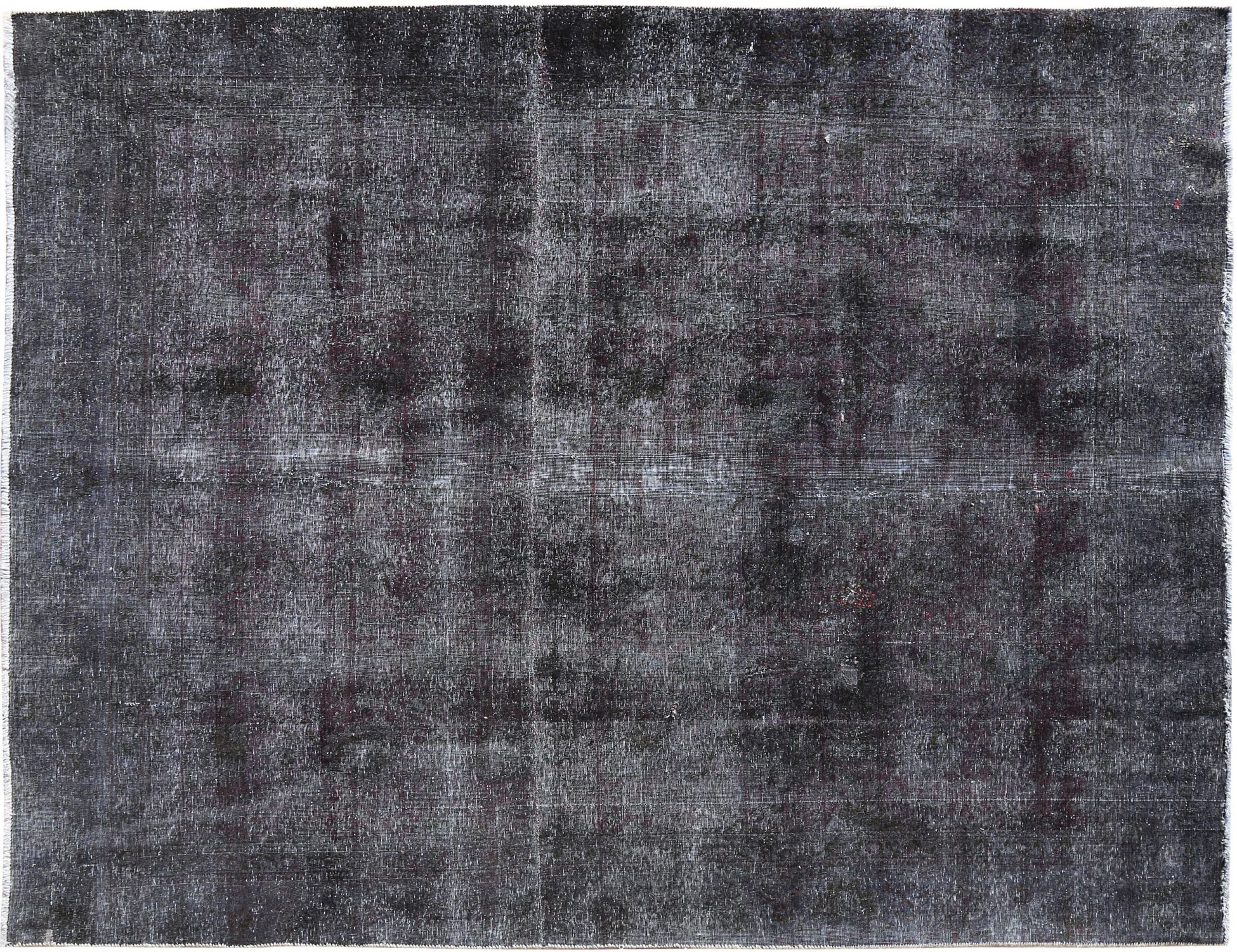 Tappeto Vintage  nero <br/>317 x 262 cm
