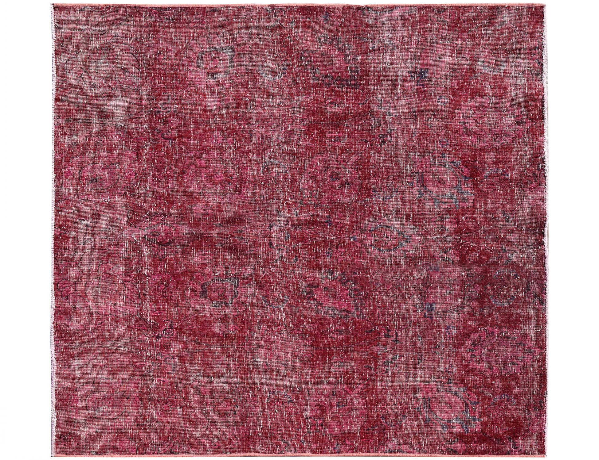 Tappeto Vintage  rosa <br/>164 x 198 cm