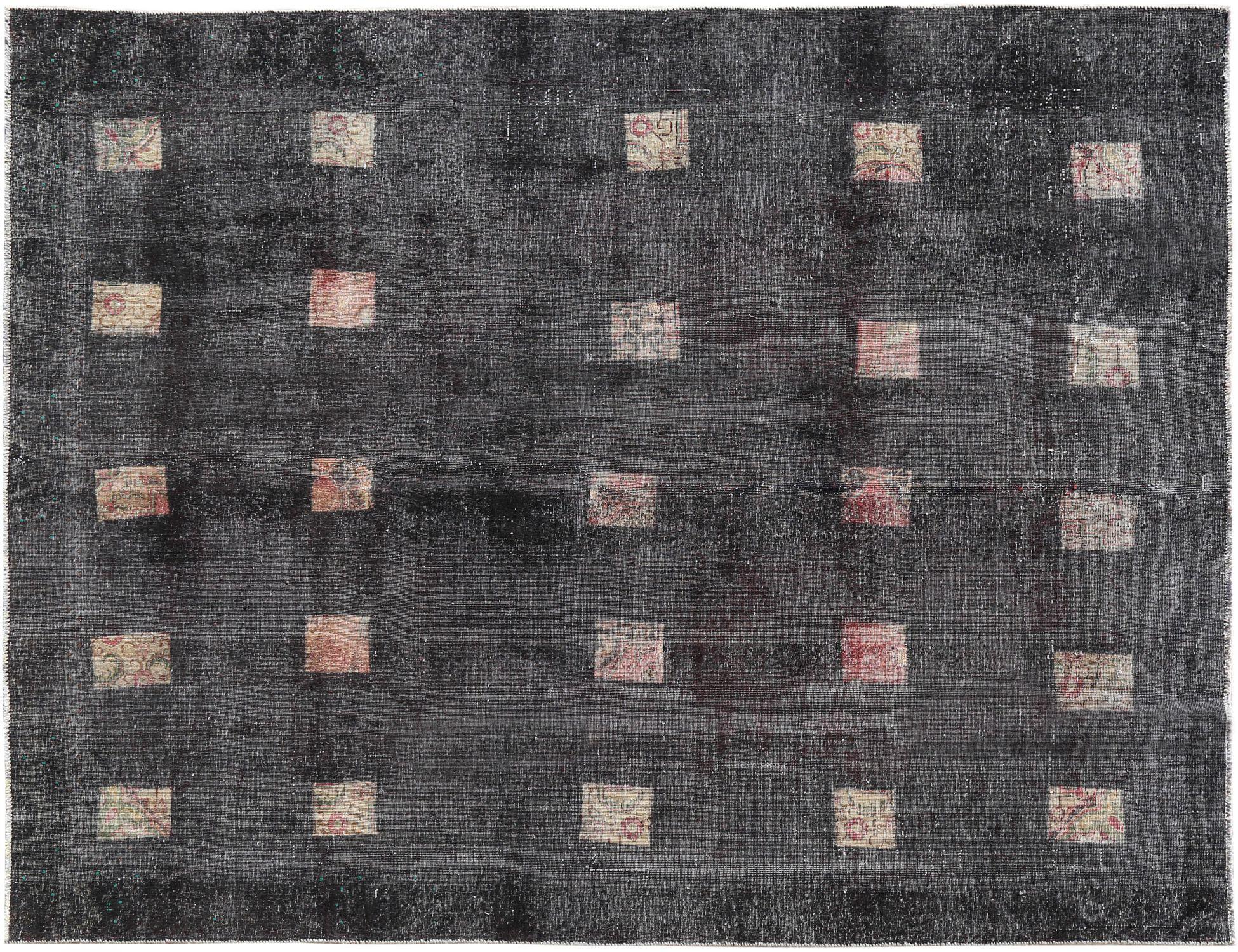 Tappeto Vintage  nero <br/>345 x 263 cm