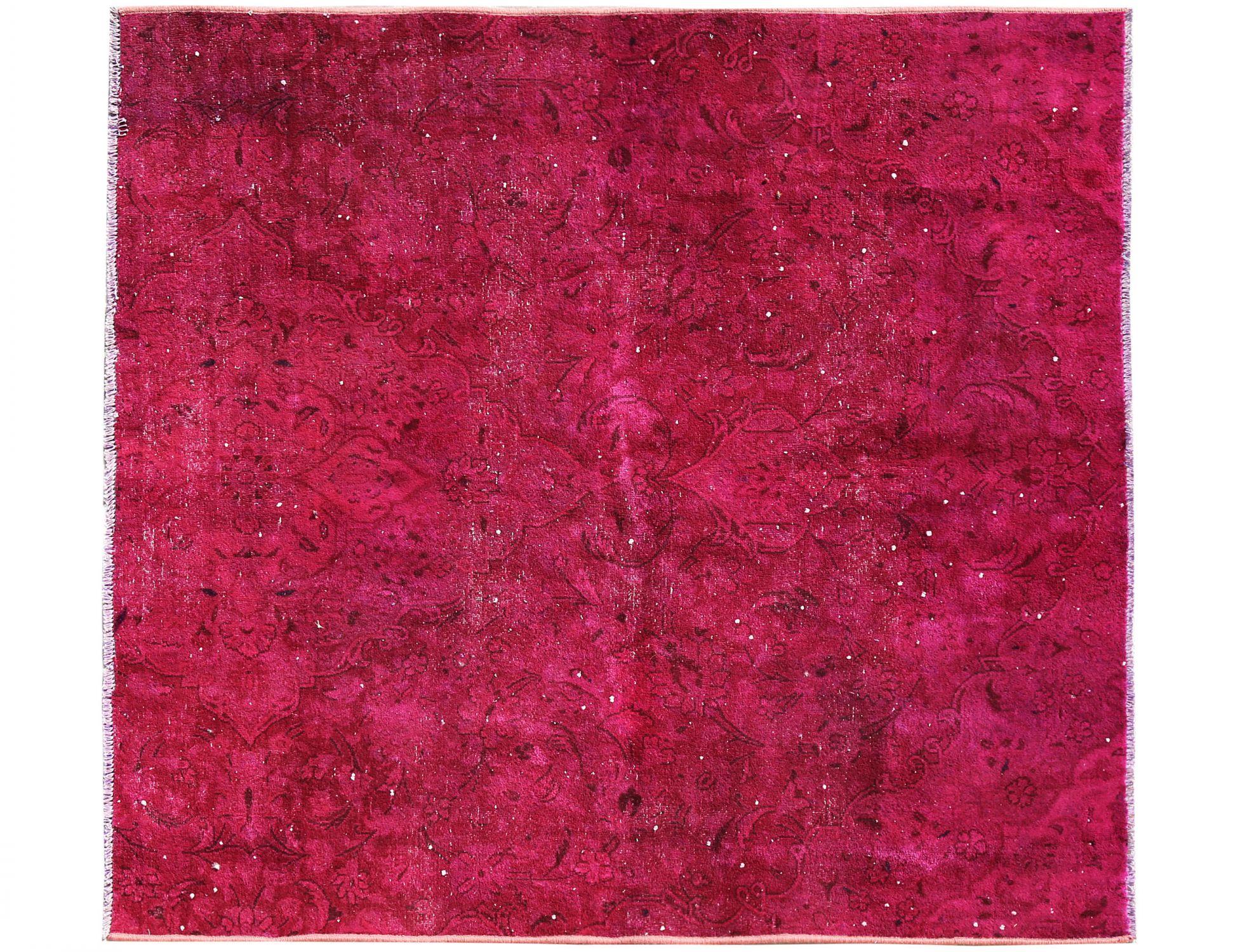 Tappeto Vintage  rosa <br/>160 x 170 cm