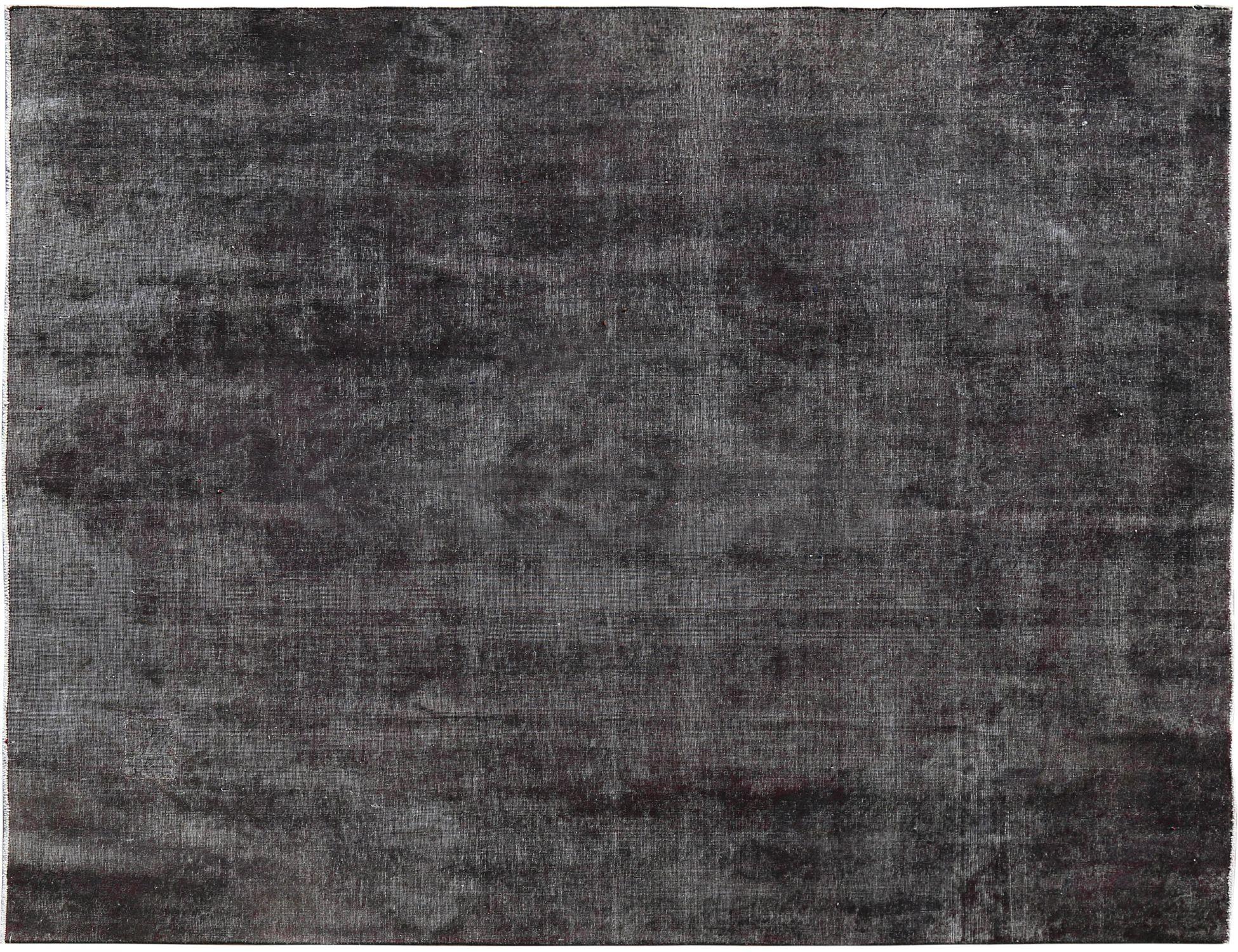 Tappeto Vintage  nero <br/>310 x 278 cm