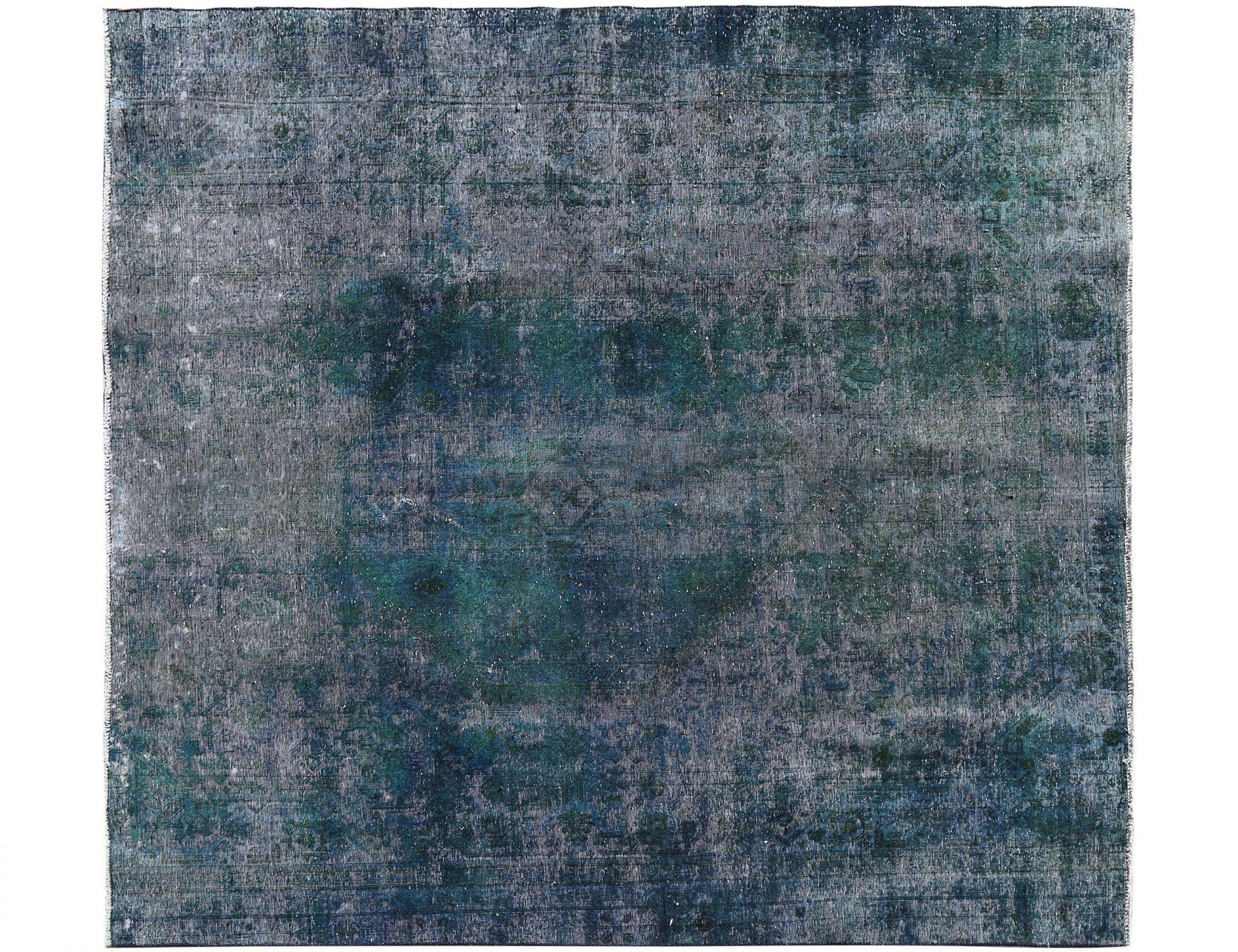 Tappeto Vintage  verde <br/>268 x 253 cm