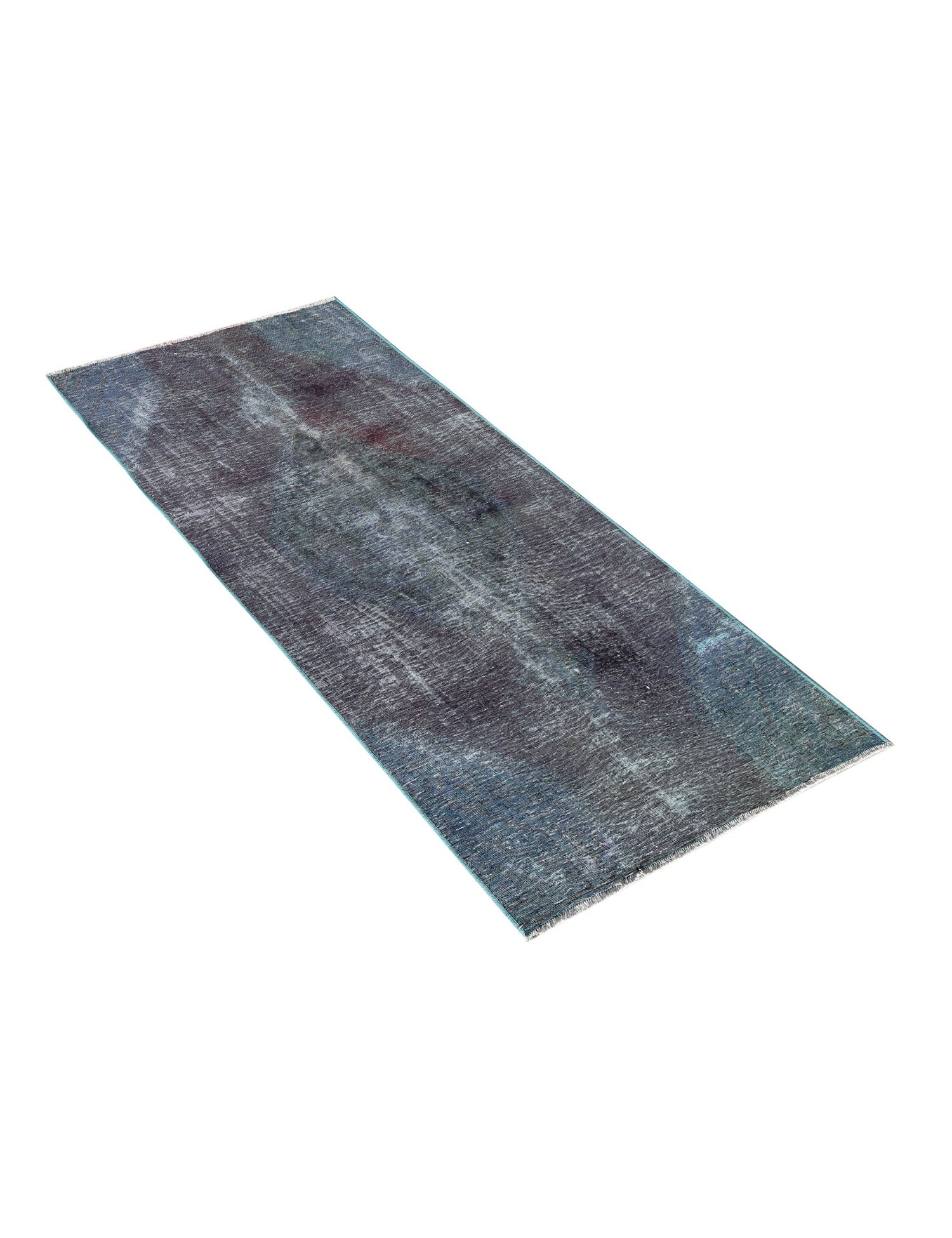 Tappeto Vintage  blu <br/>221 x 130 cm