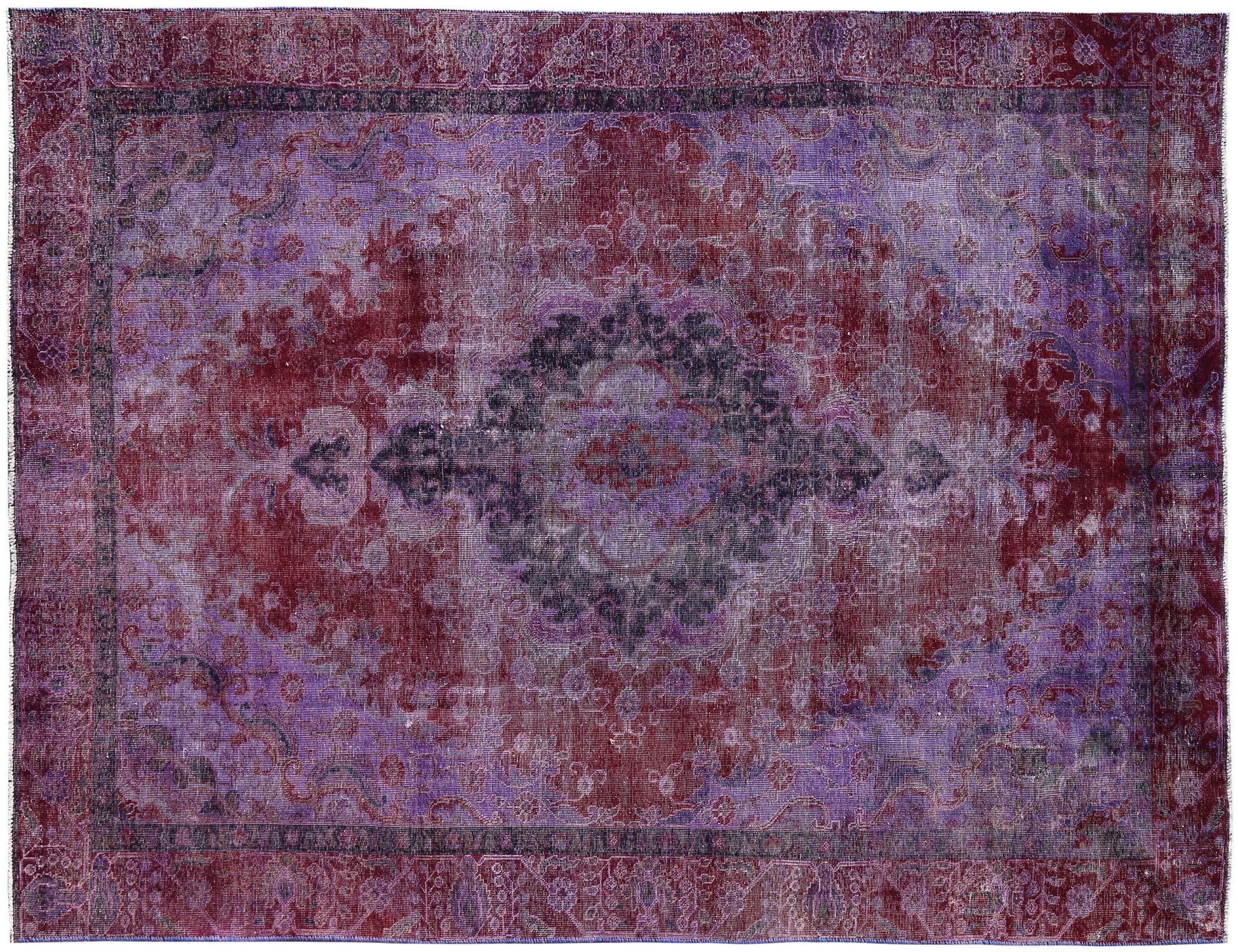 Vintage Teppich  lila <br/>372 x 268 cm