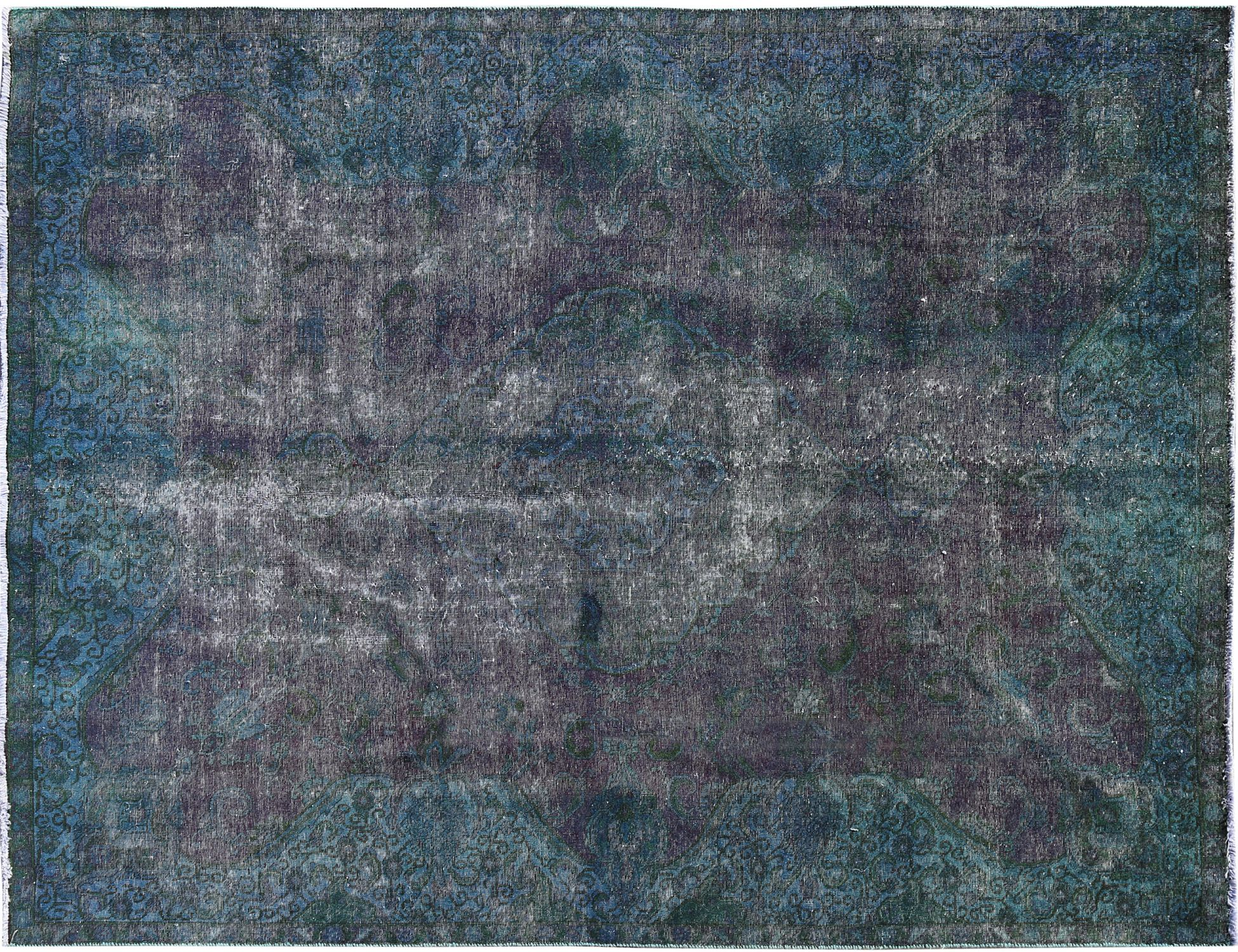 Tappeto Vintage  verde <br/>336 x 243 cm