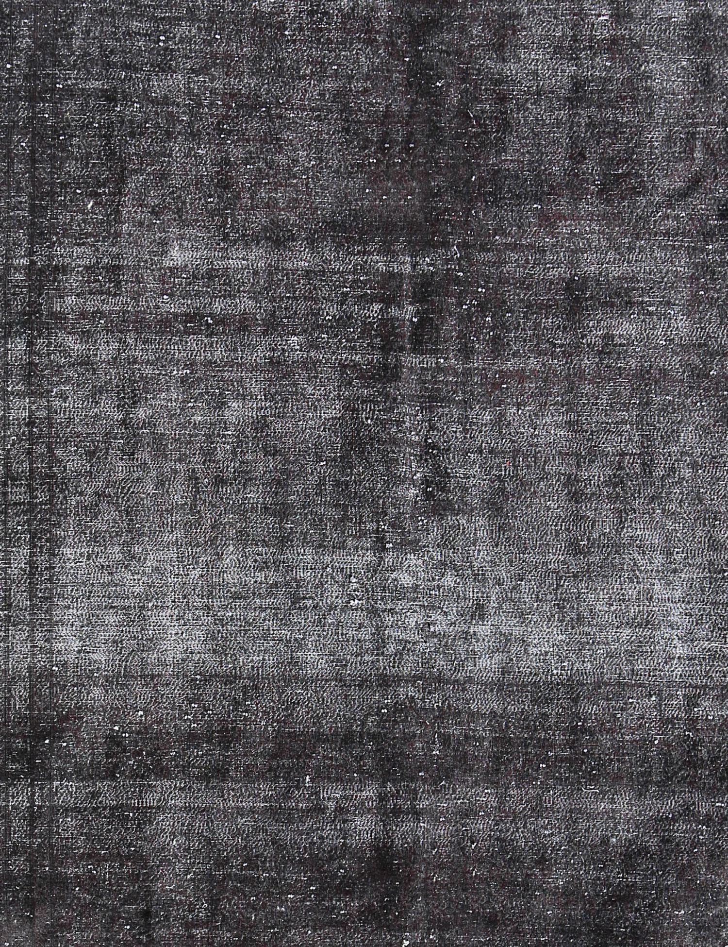 Tappeto Vintage  nero <br/>370 x 283 cm
