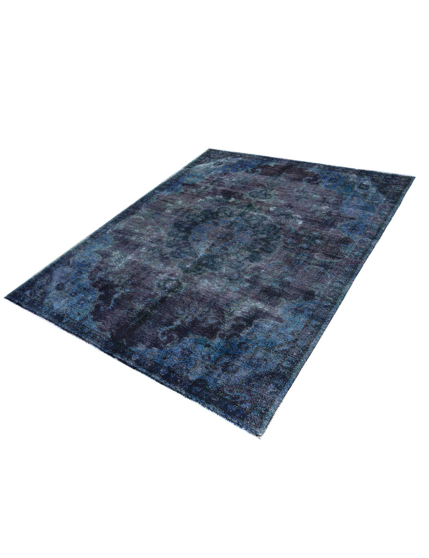 Tappeto Vintage  blu <br/>294 x 188 cm
