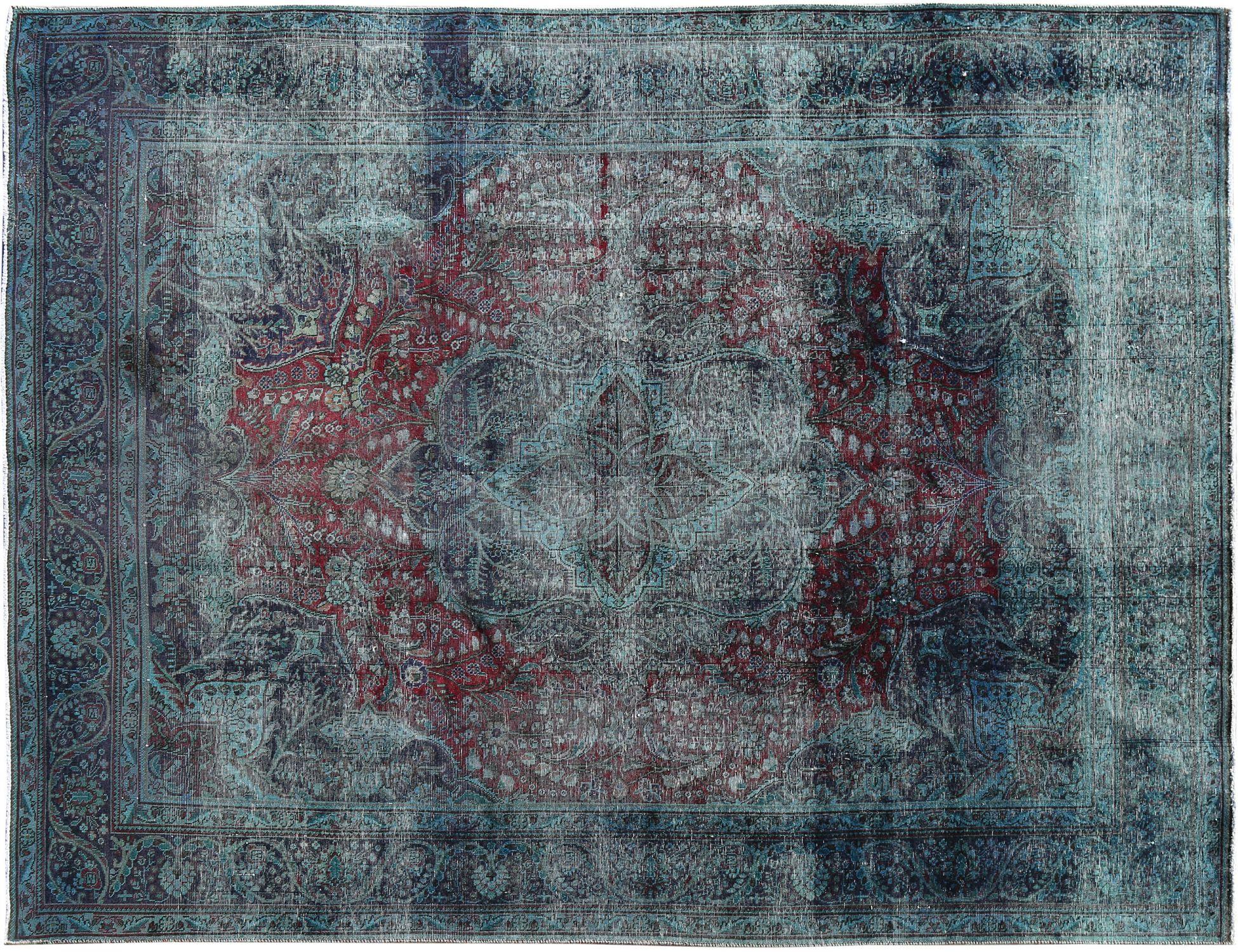 Vintage Perserteppich  türkis <br/>338 x 242 cm