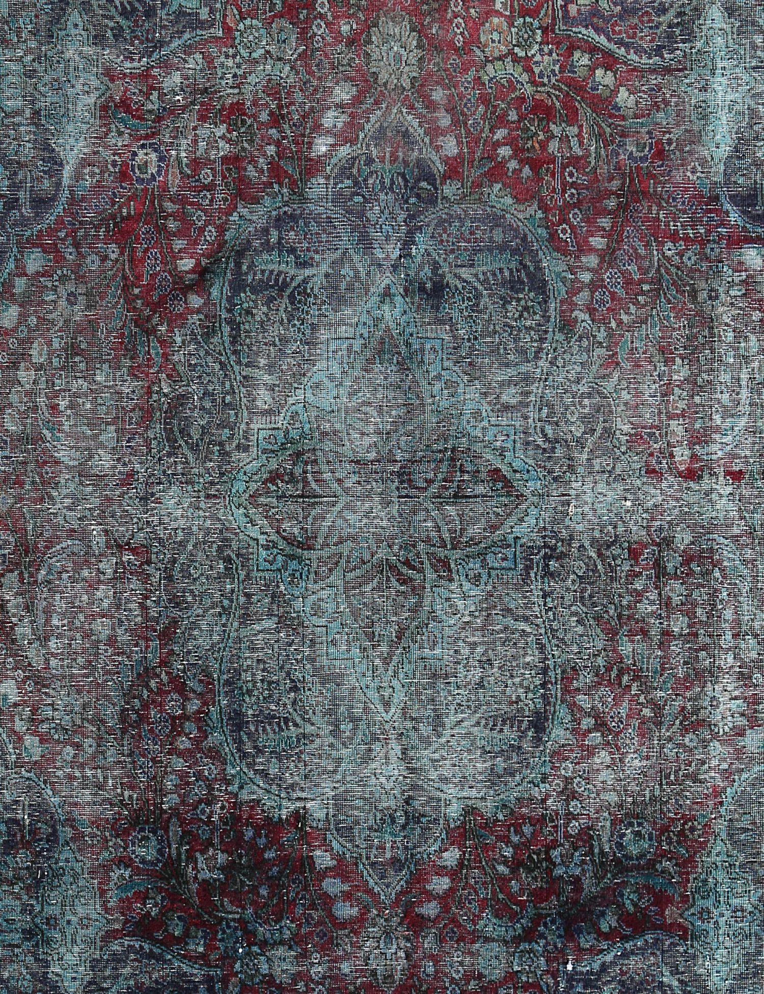 Tappeto Vintage  turchese <br/>338 x 242 cm